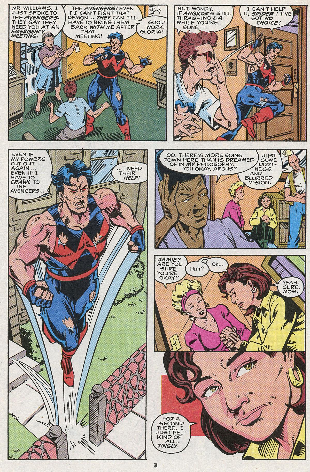 Read online Wonder Man (1991) comic -  Issue #12 - 4