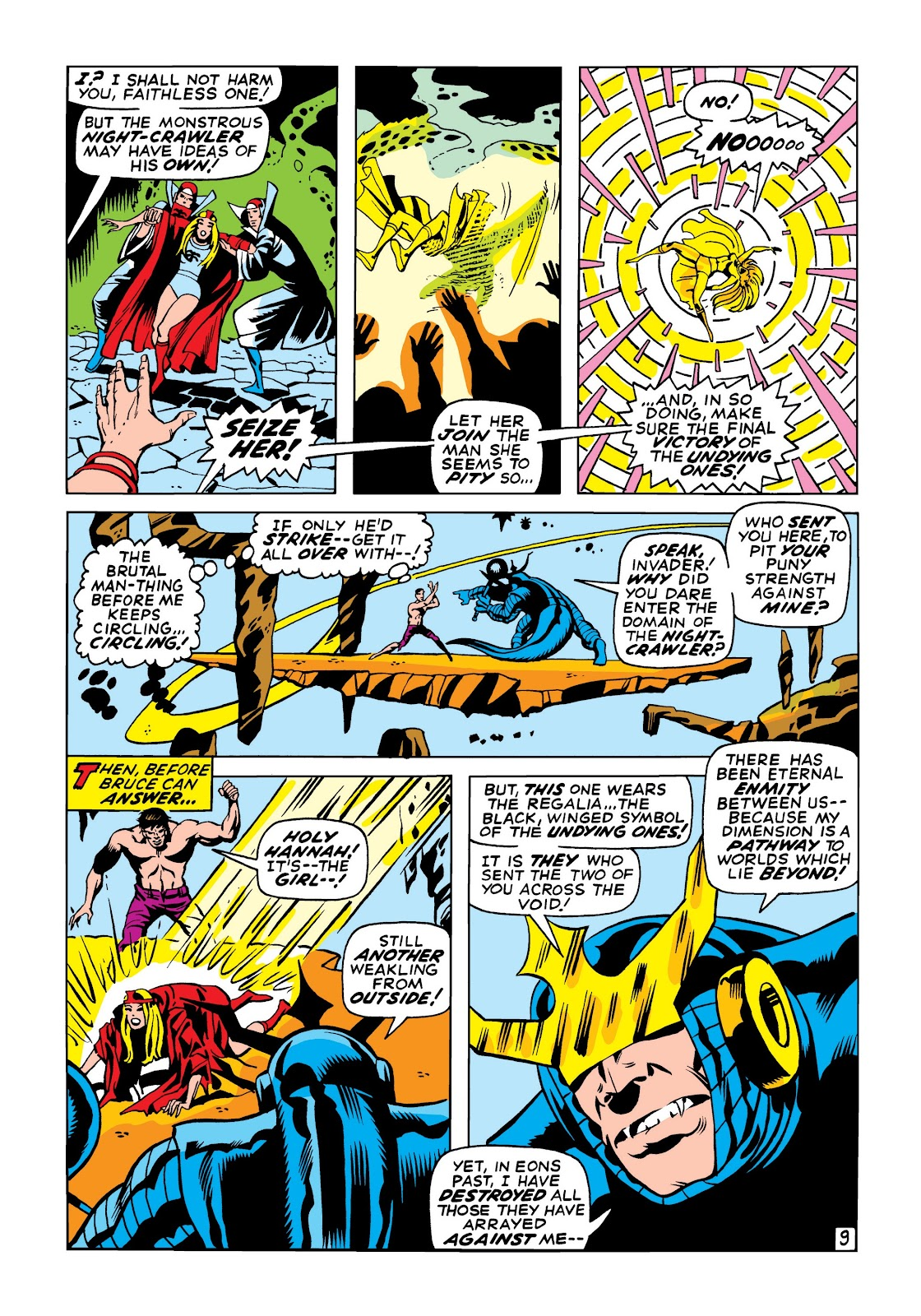 Read online Marvel Masterworks: The Incredible Hulk comic -  Issue # TPB 6 (Part 2) - 2