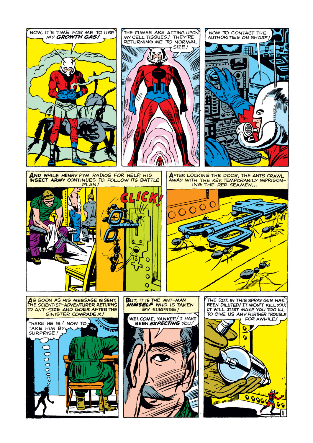 Tales to Astonish (1959) issue 36 - Page 12