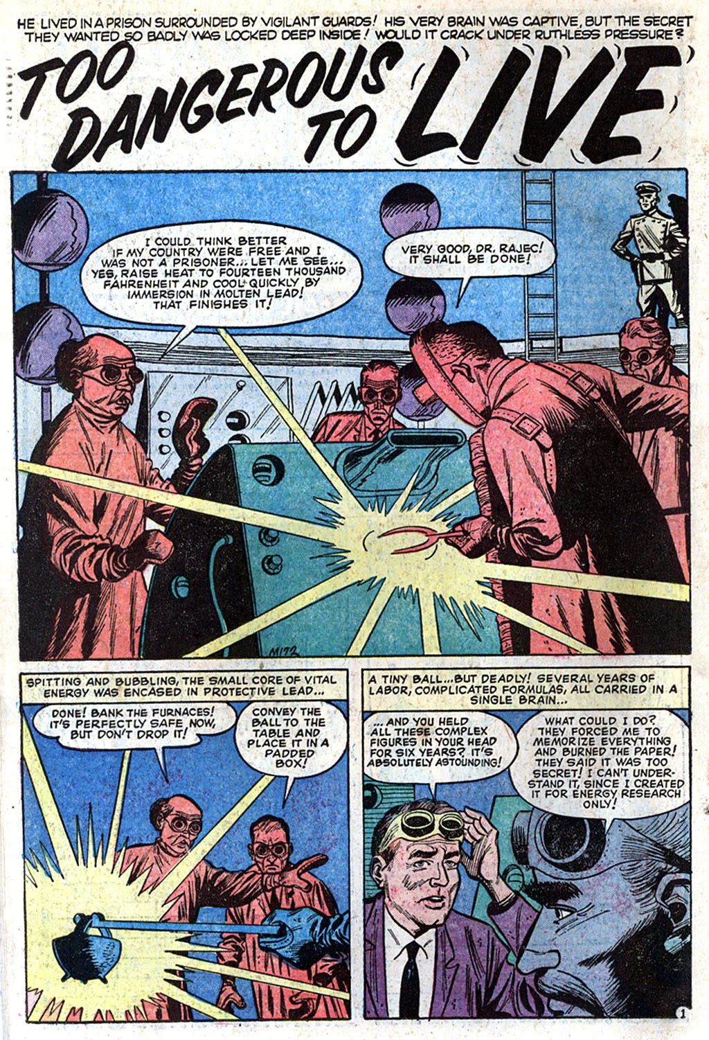 Mystic (1951) issue 61 - Page 18
