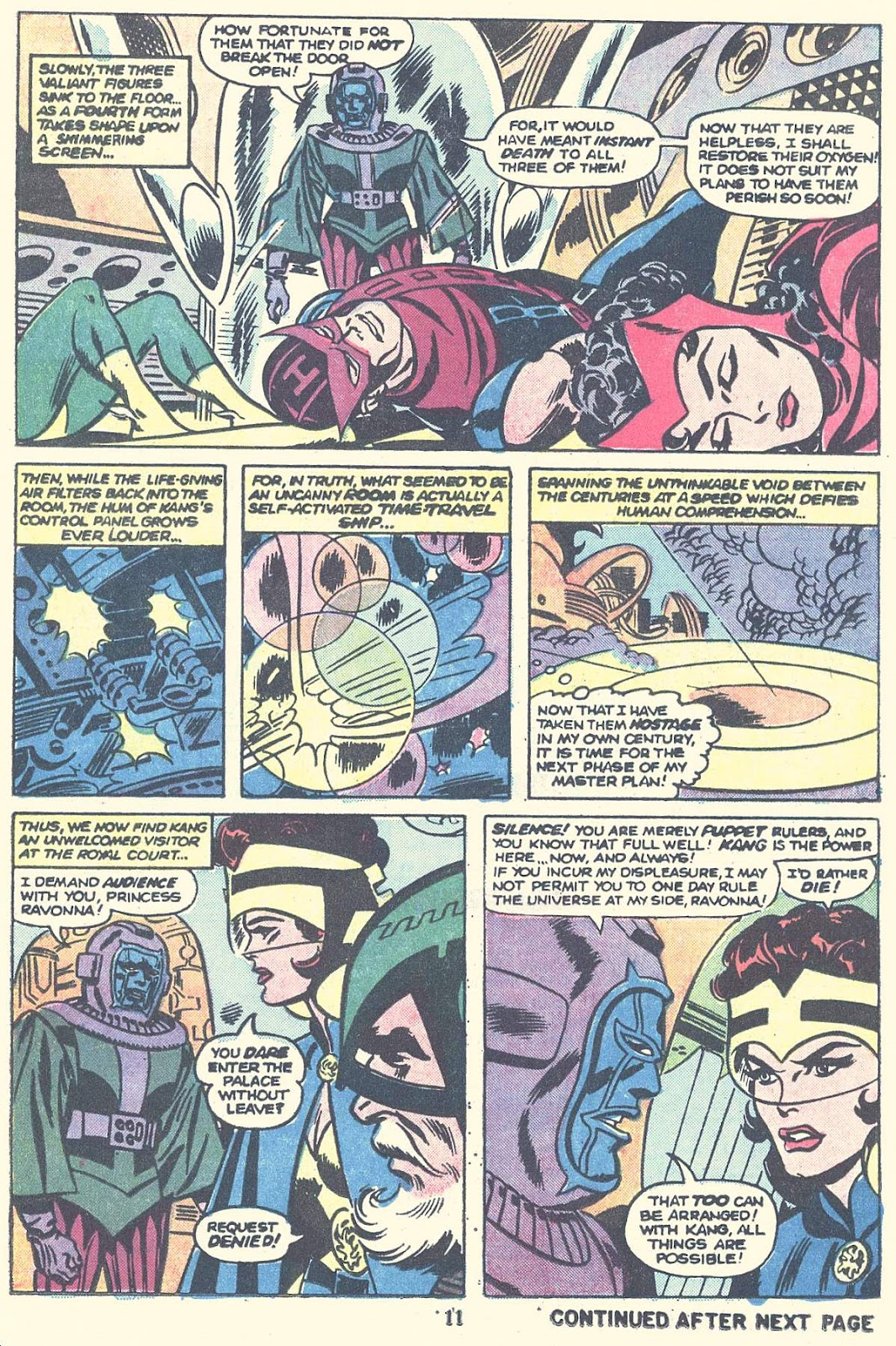Marvel Triple Action (1972) issue 17 - Page 12