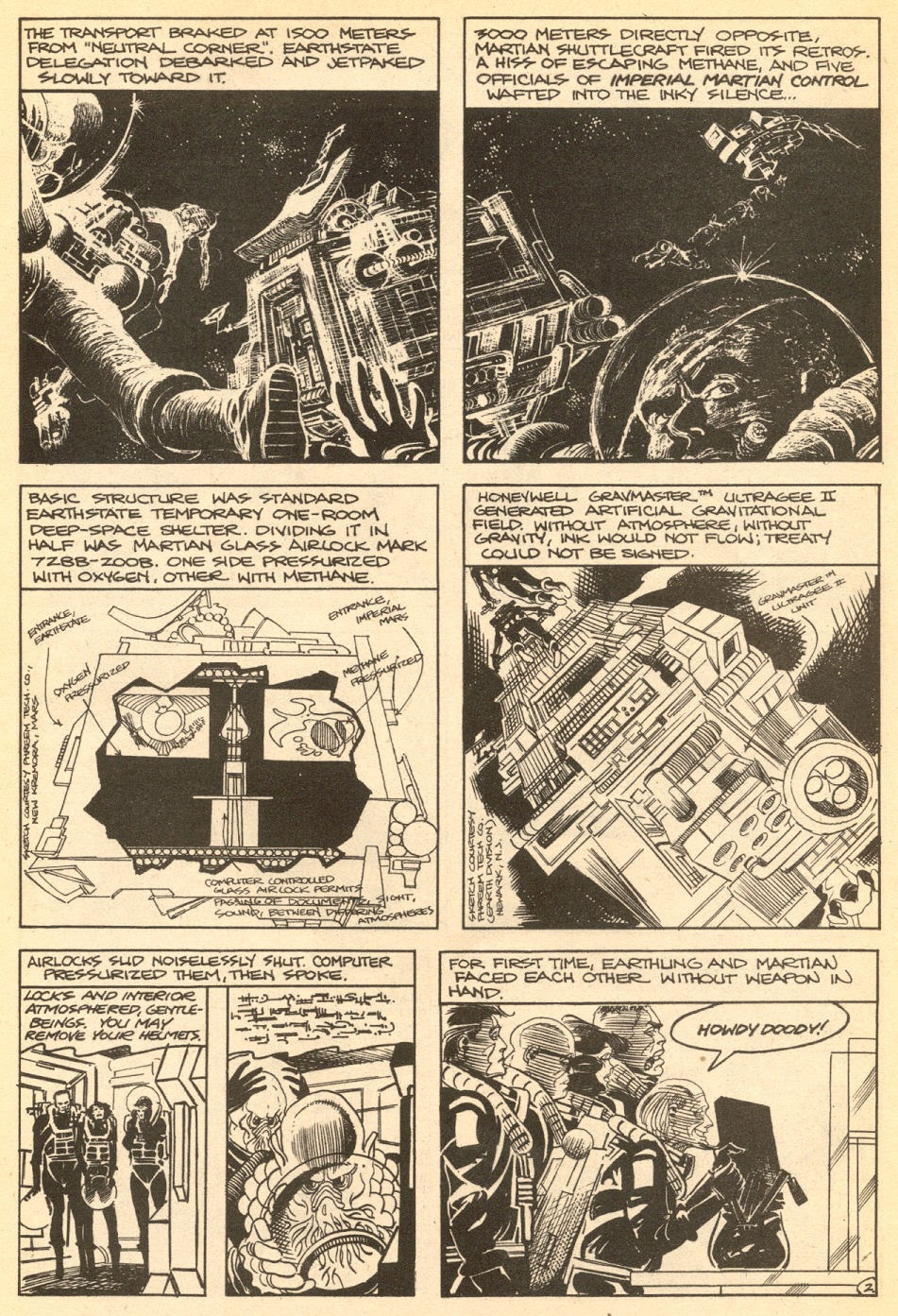 Commies from Mars: The Red Planet issue 2 - Page 8