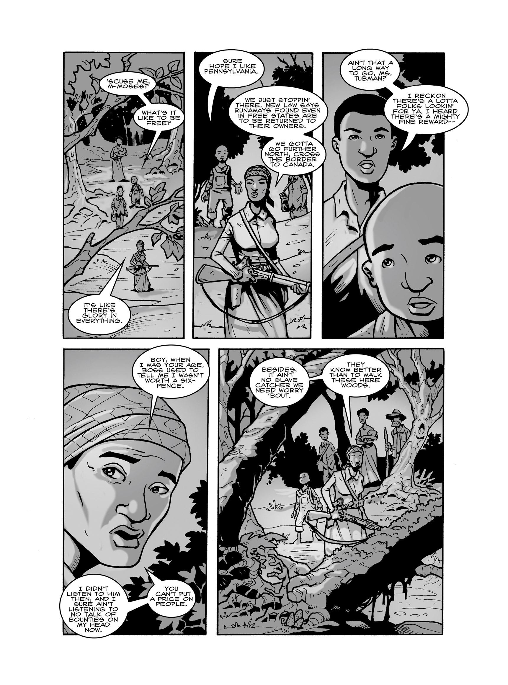 Read online FUBAR comic -  Issue #3 - 109