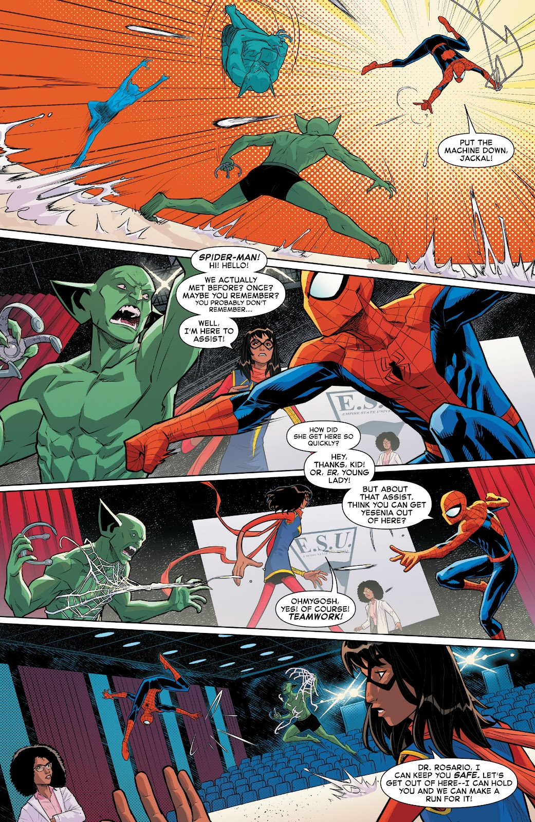 Marvel Team-Up (2019) 1 Page 8