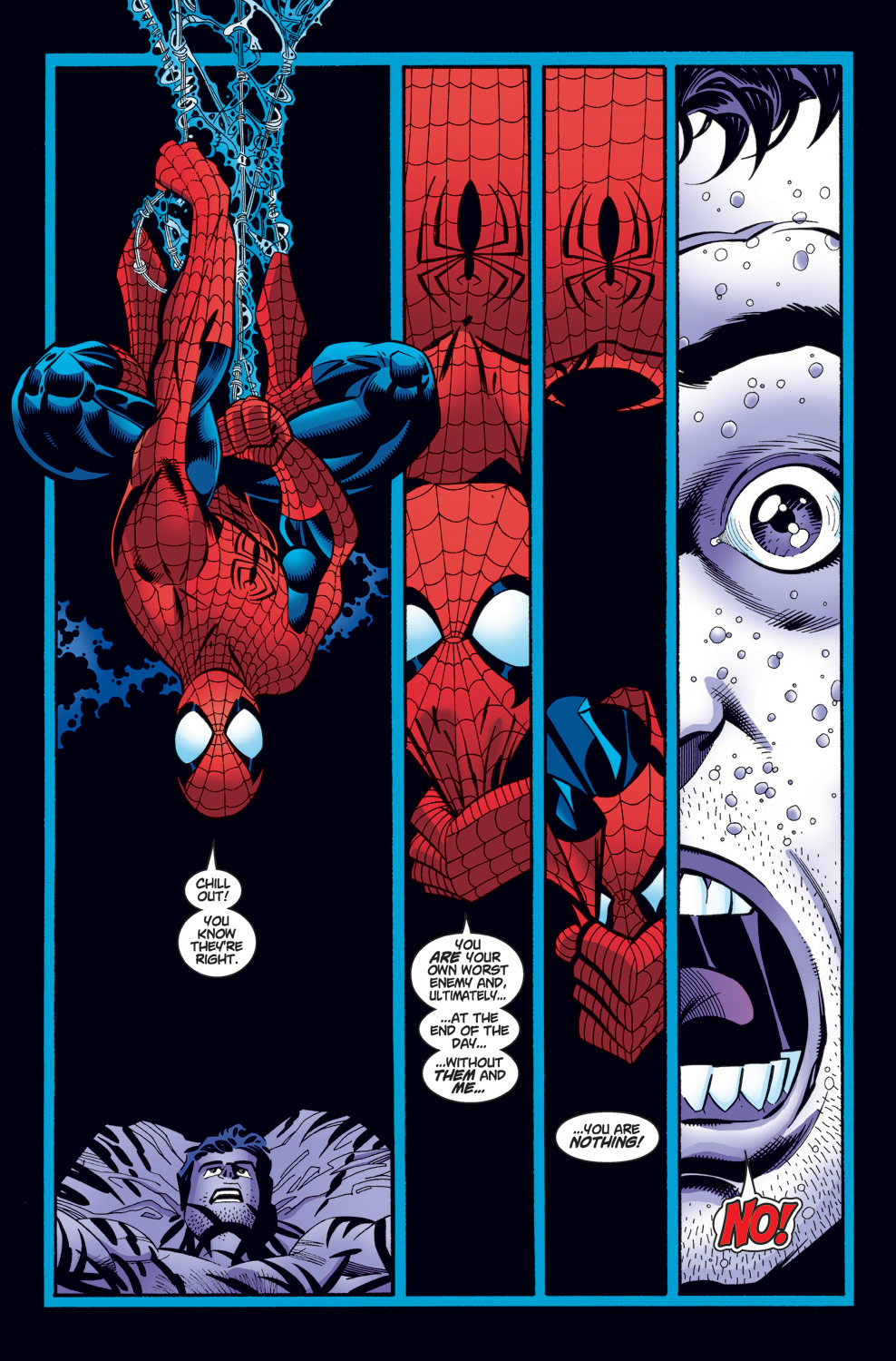 The Amazing Spider-Man (1999) 19 Page 3