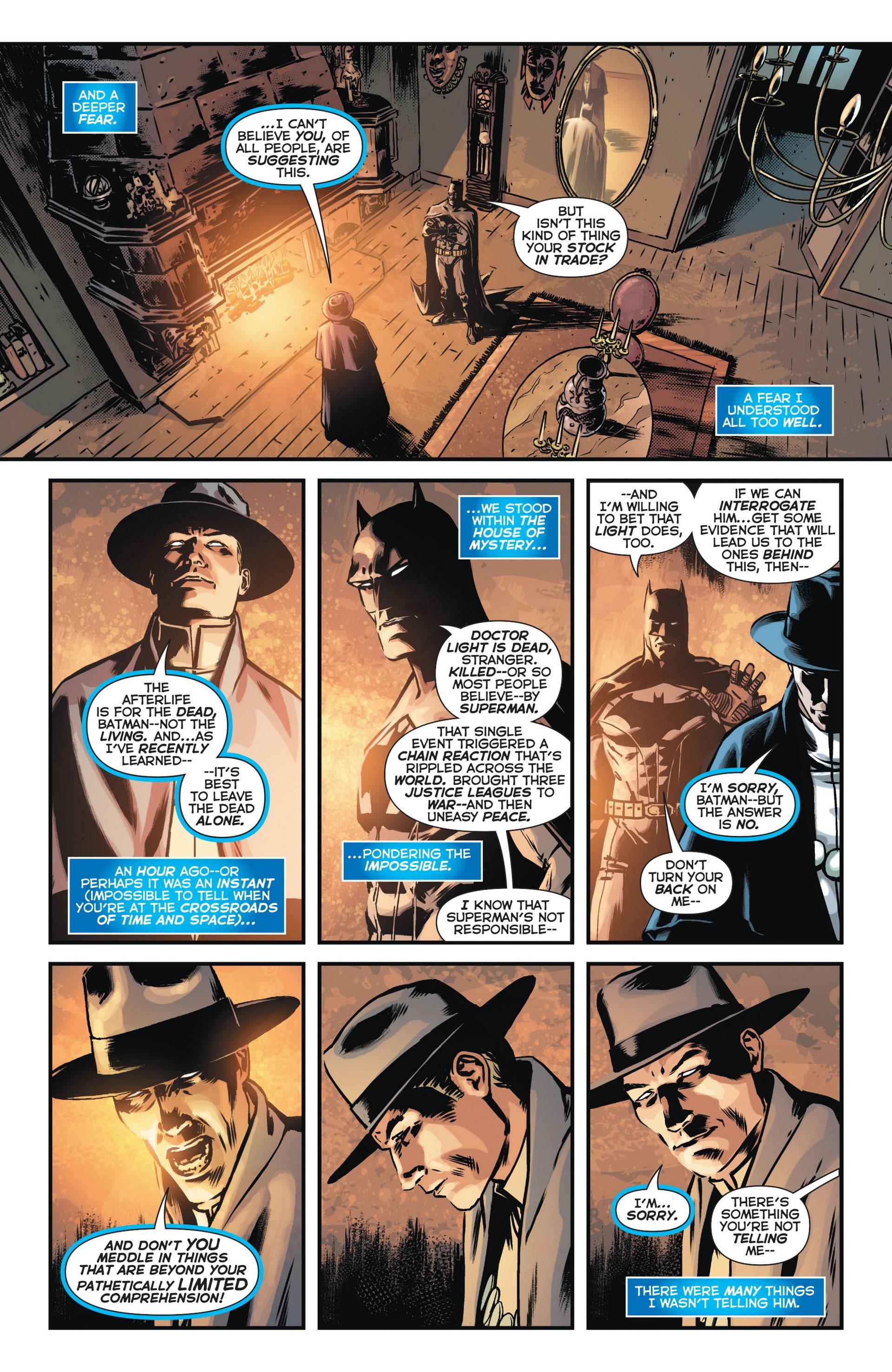 Read online Trinity of Sin: The Phantom Stranger comic -  Issue #11 - 6