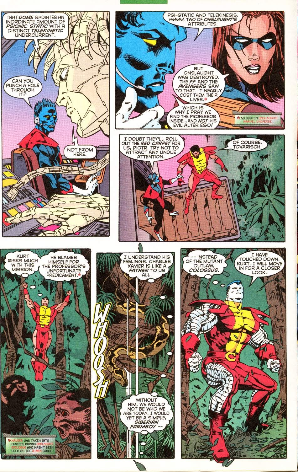 Excalibur (1988) issue 122 - Page 6