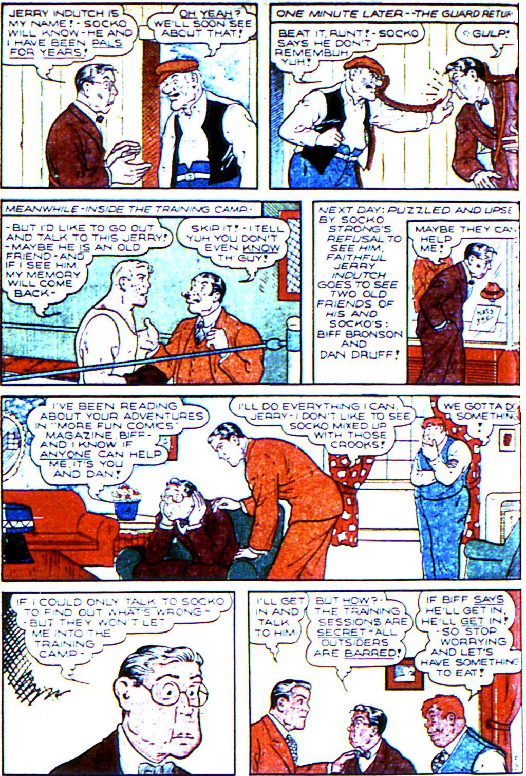 Read online Adventure Comics (1938) comic -  Issue #45 - 30