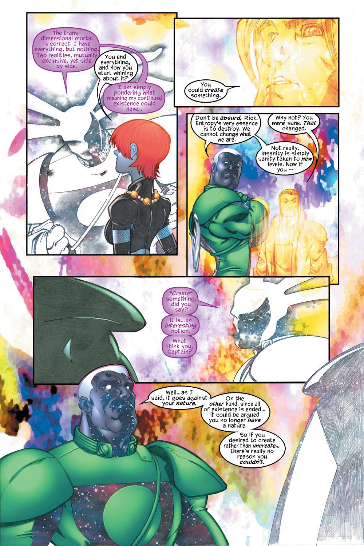 Captain Marvel (2002) Issue #6 #6 - English 10
