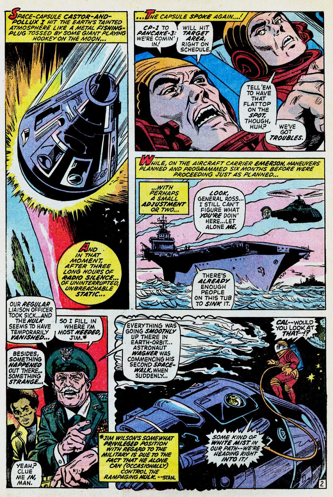 Marvel Feature (1971) issue 3 - Page 2