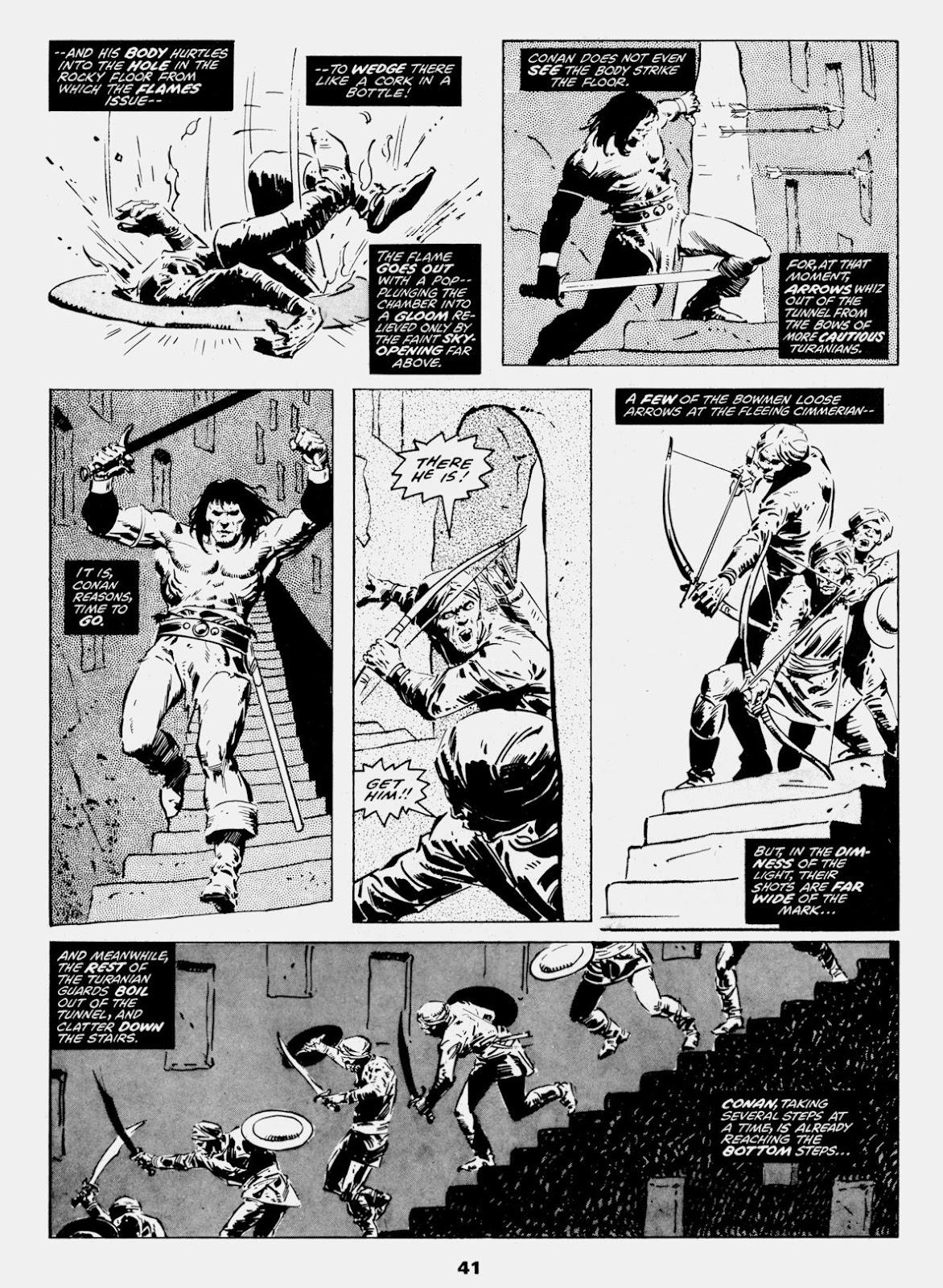 Conan Saga Issue 59   Viewcomic reading comics online for