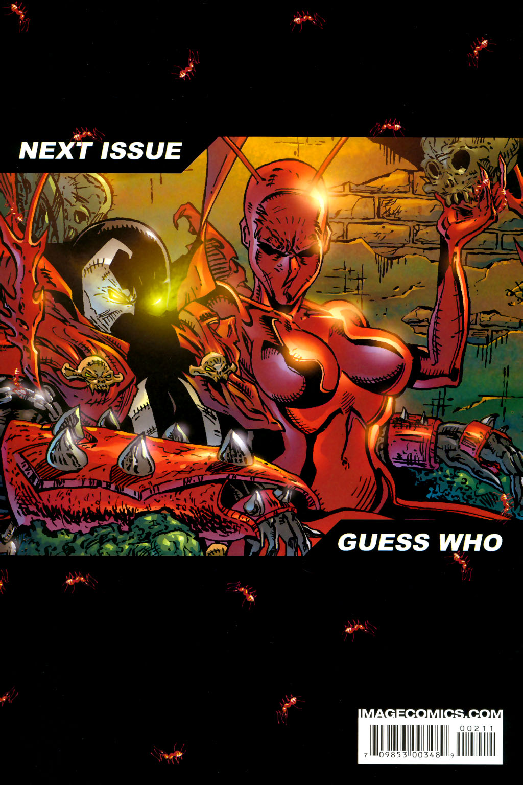 Read online Ant comic -  Issue #2 - 24