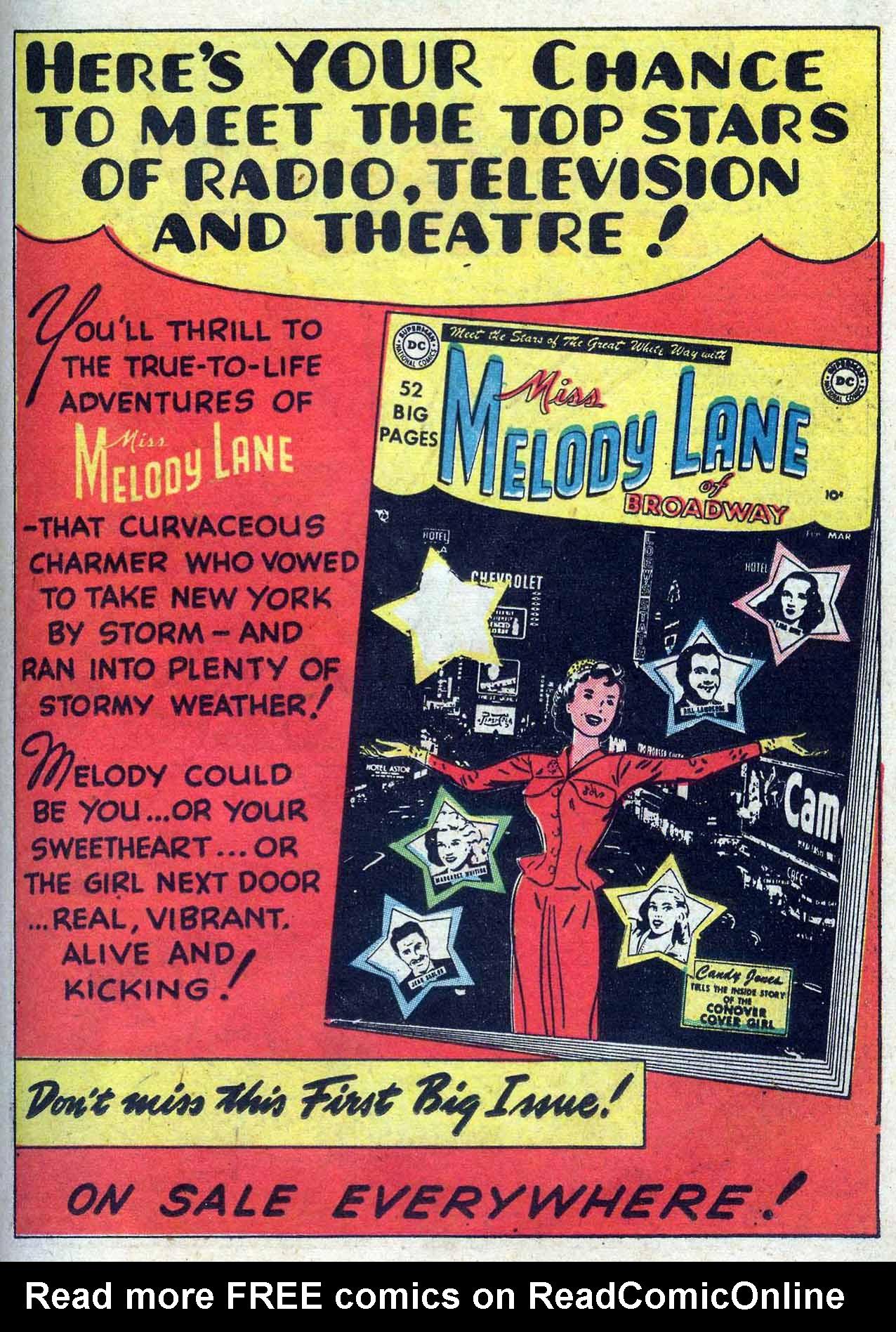 Read online Adventure Comics (1938) comic -  Issue #149 - 29