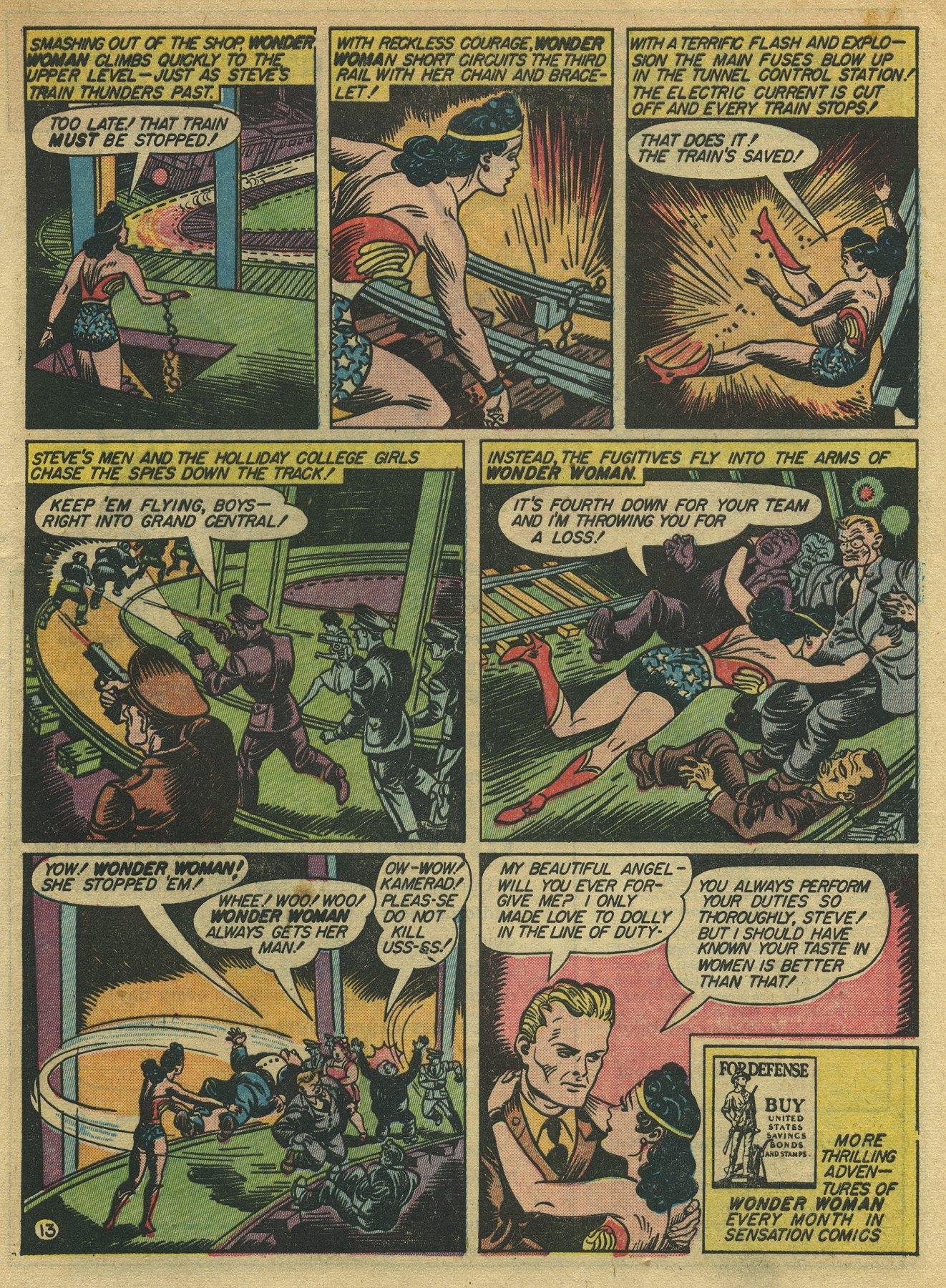Read online Sensation (Mystery) Comics comic -  Issue #10 - 15