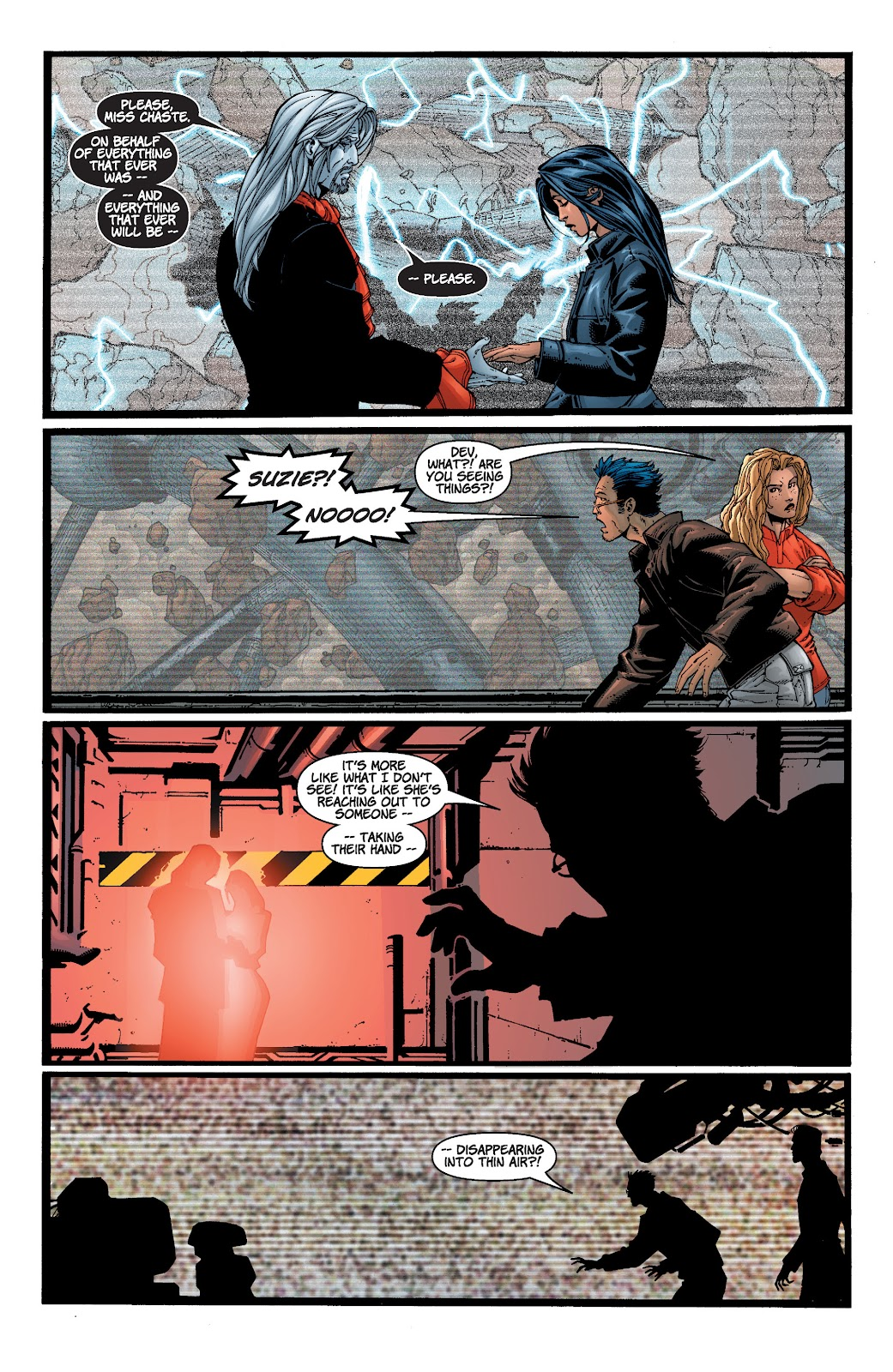Read online Divine Right comic -  Issue # _TPB The Adventures of Max Faraday (Part 4) - 20