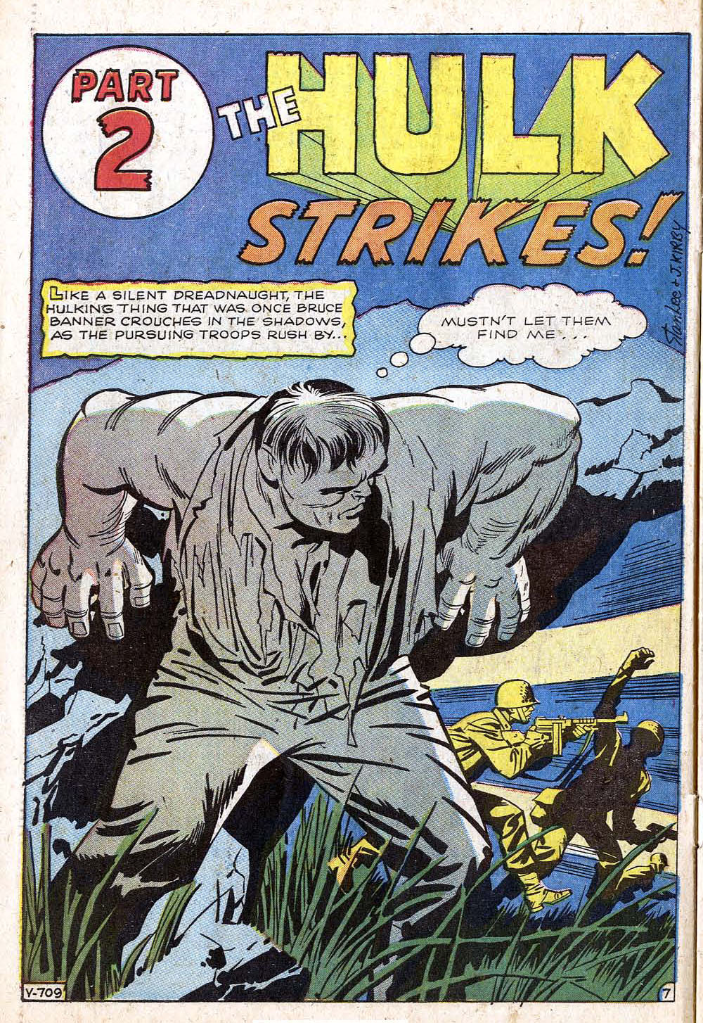 The Incredible Hulk (1962) issue 1 - Page 10