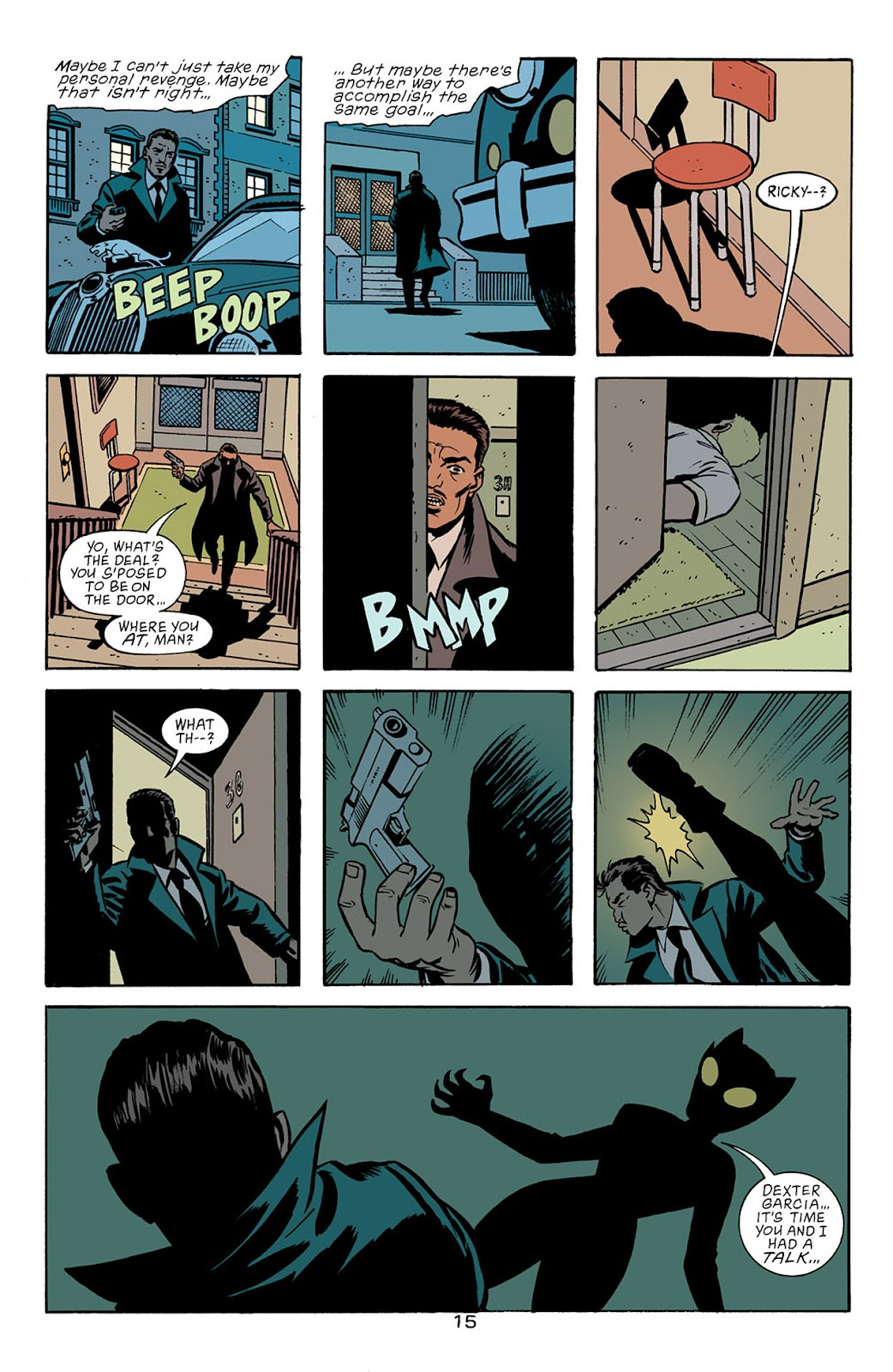 Catwoman (2002) Issue #5 #5 - English 16