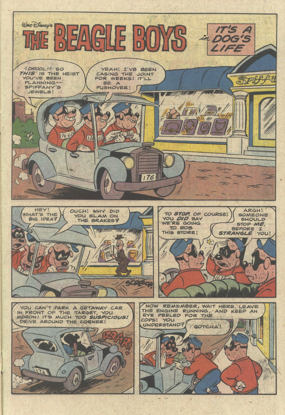 Read online Uncle Scrooge (1953) comic -  Issue #236 - 23