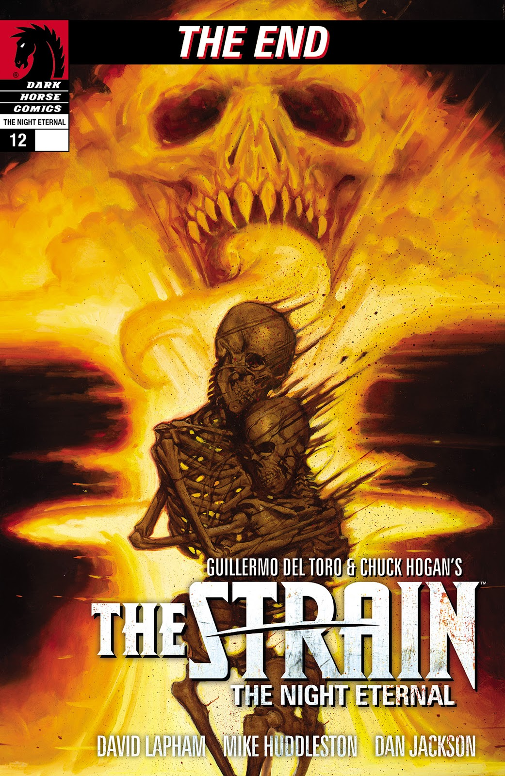 The Strain: The Night Eternal issue 12 - Page 1