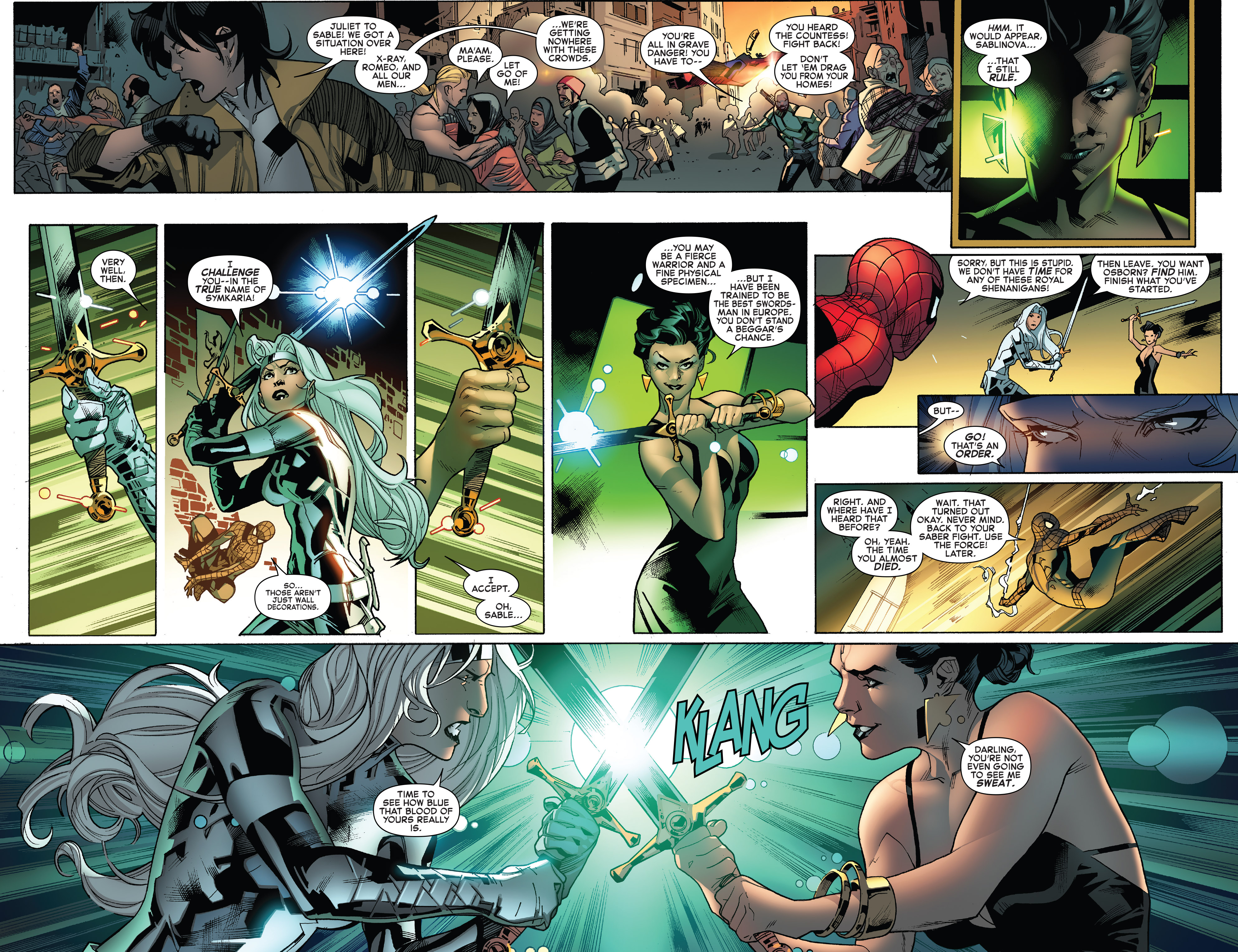 Read online The Amazing Spider-Man (2015) comic -  Issue #28 - 7