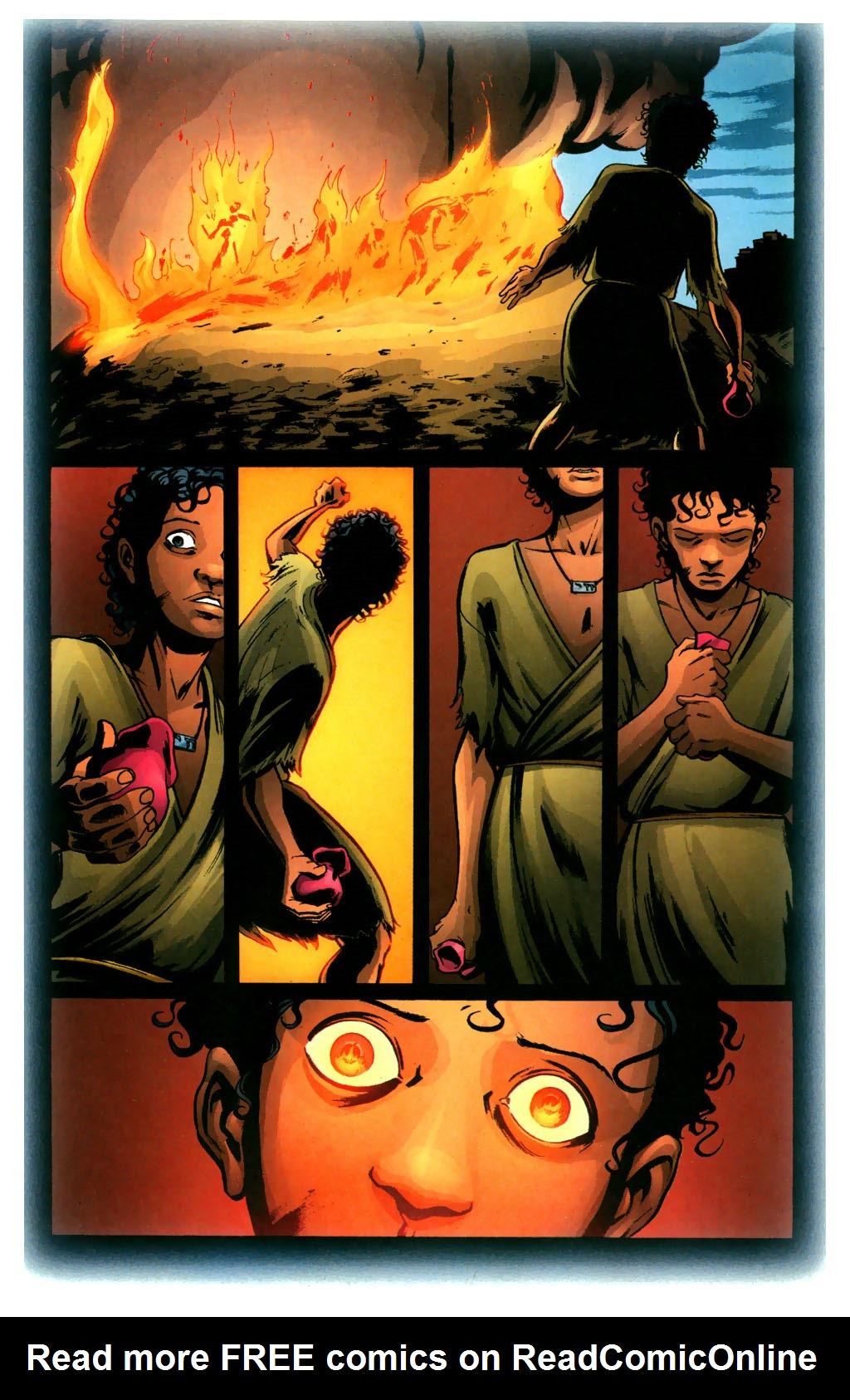 Read online Fallen Angel (2003) comic -  Issue #9 - 14