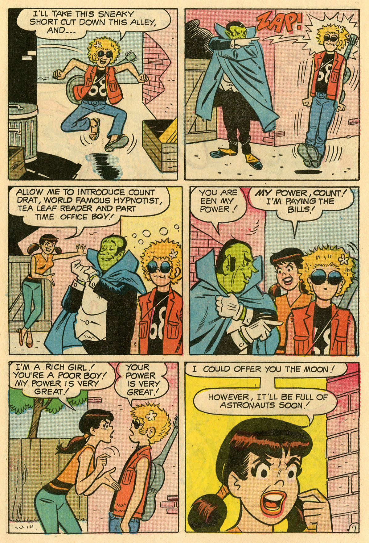 Read online She's Josie comic -  Issue #38 - 10