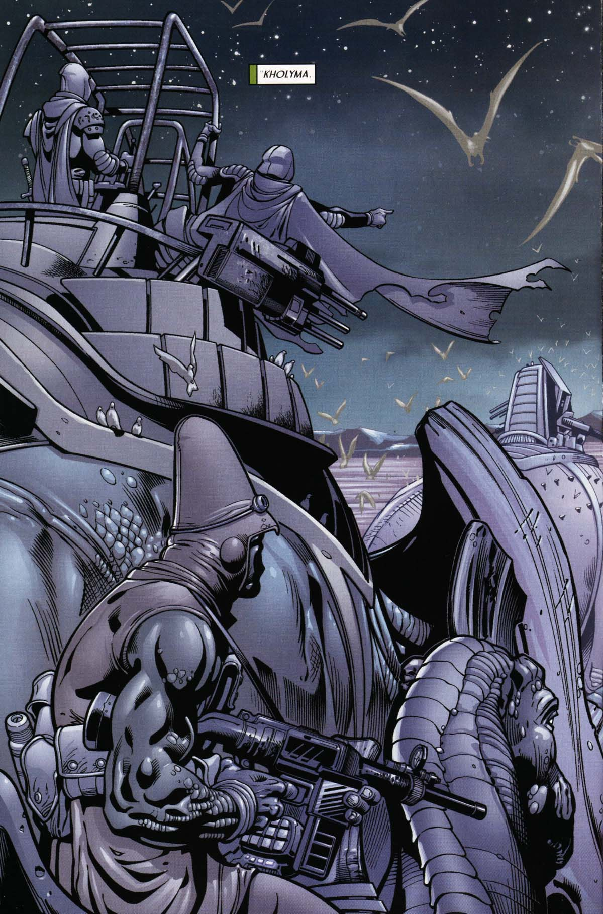 Read online Sigil (2000) comic -  Issue #25 - 10