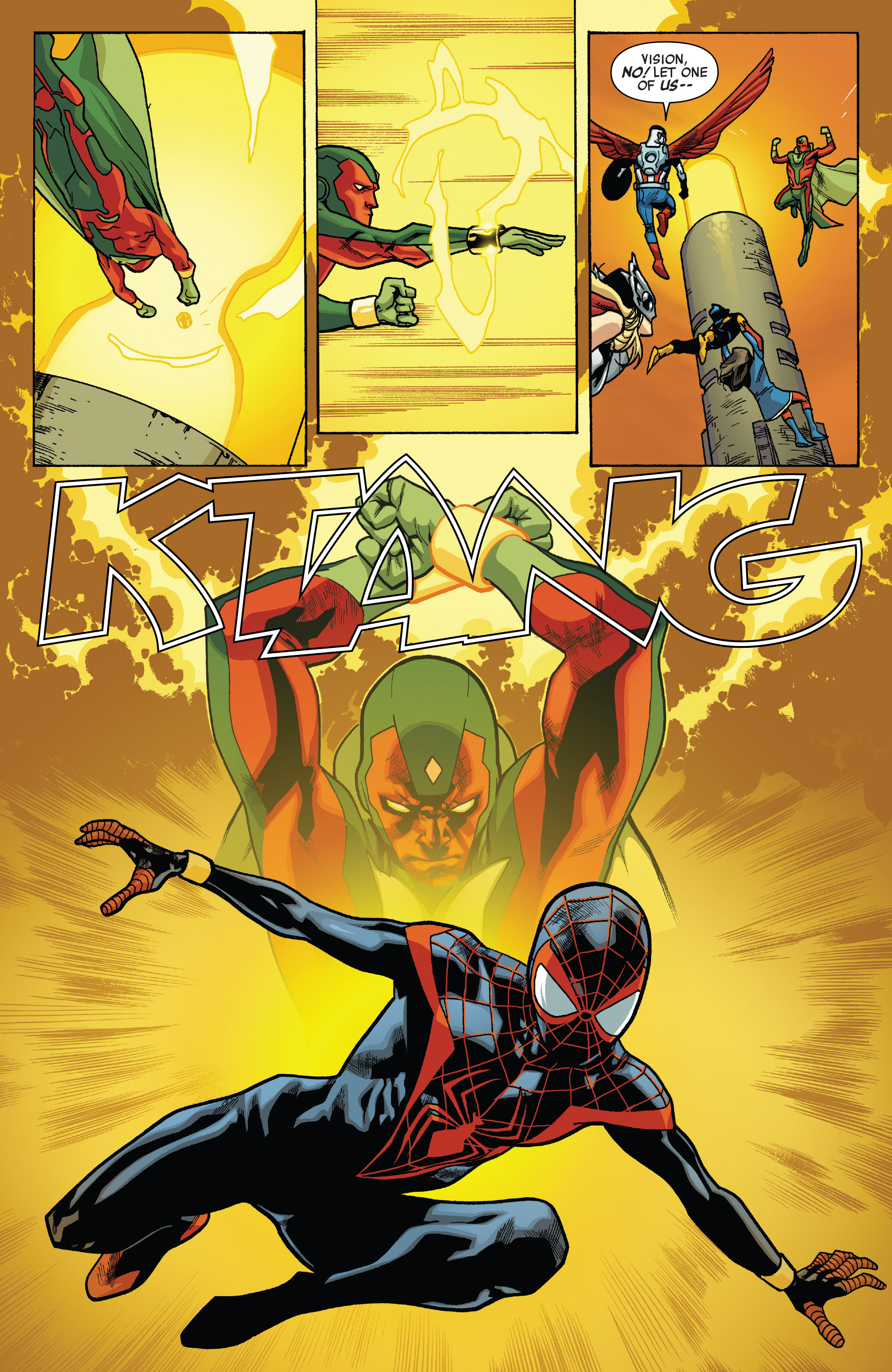 Read online All-New, All-Different Avengers comic -  Issue #12 - 5