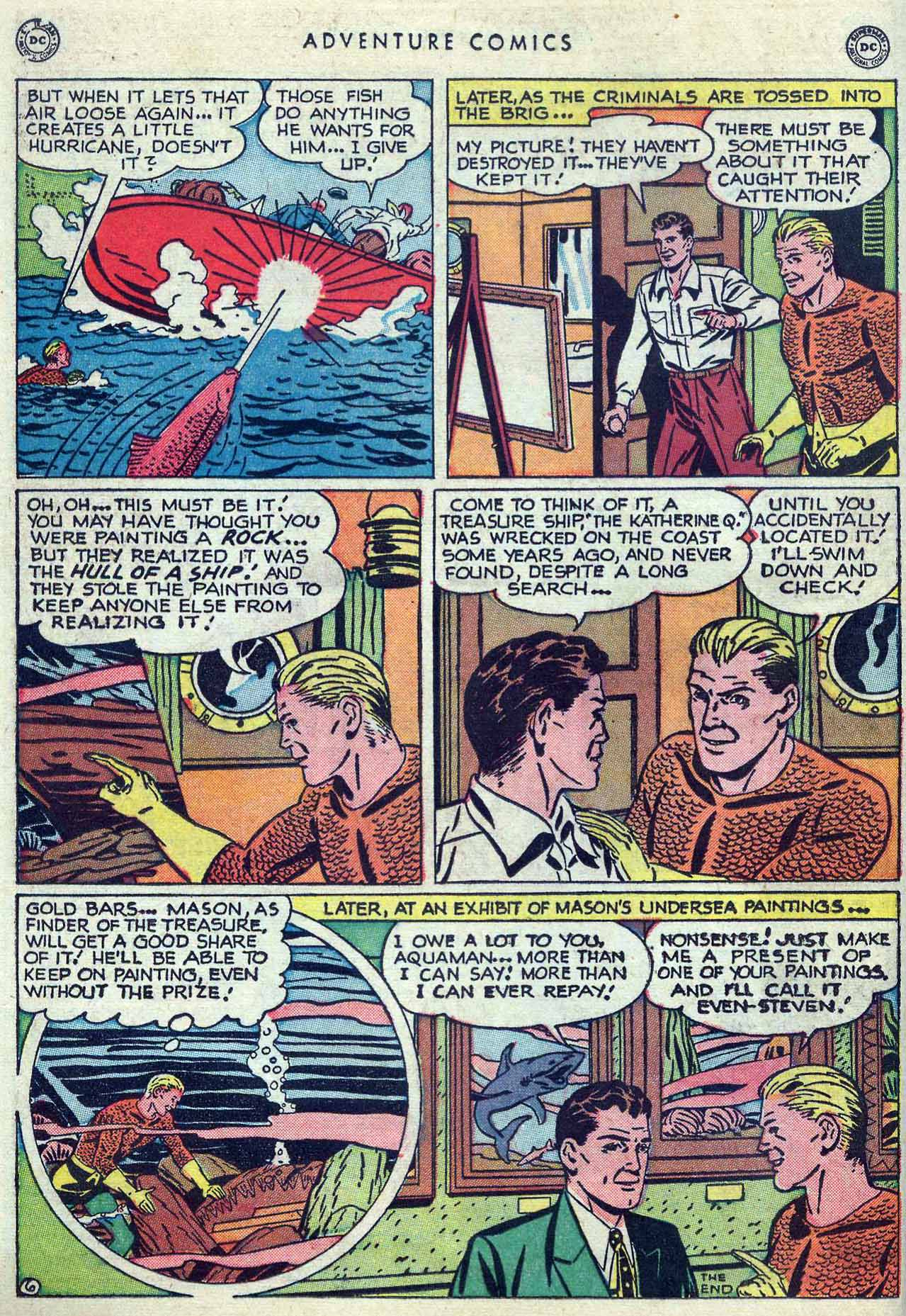 Read online Adventure Comics (1938) comic -  Issue #149 - 20