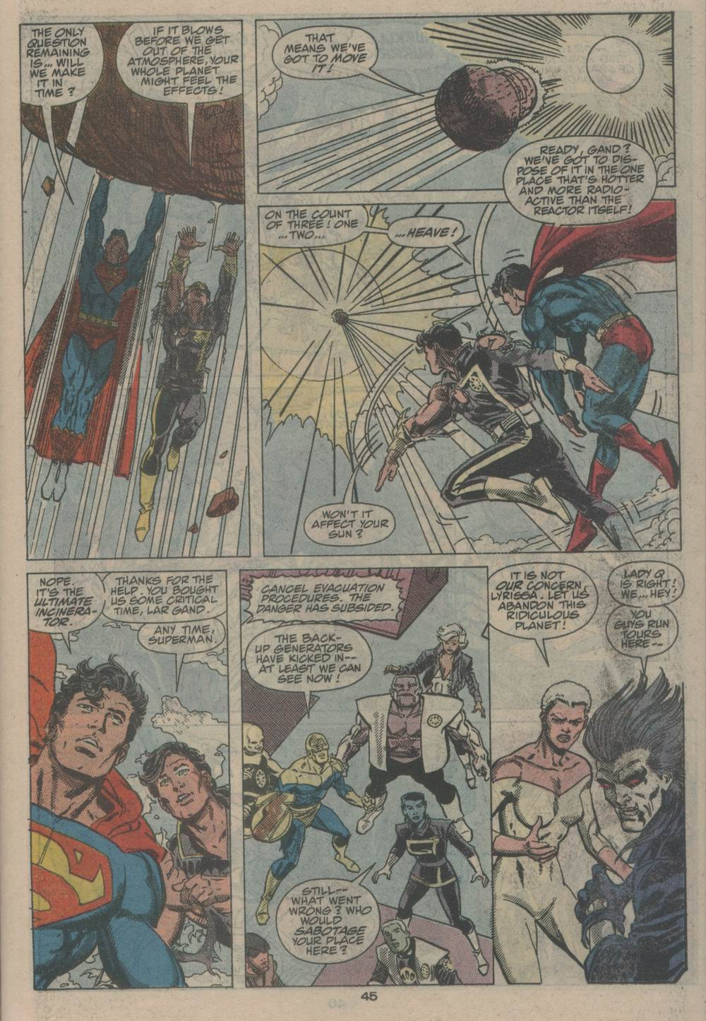 Read online Adventures of Superman (1987) comic -  Issue #Adventures of Superman (1987) _Annual 2 - 45