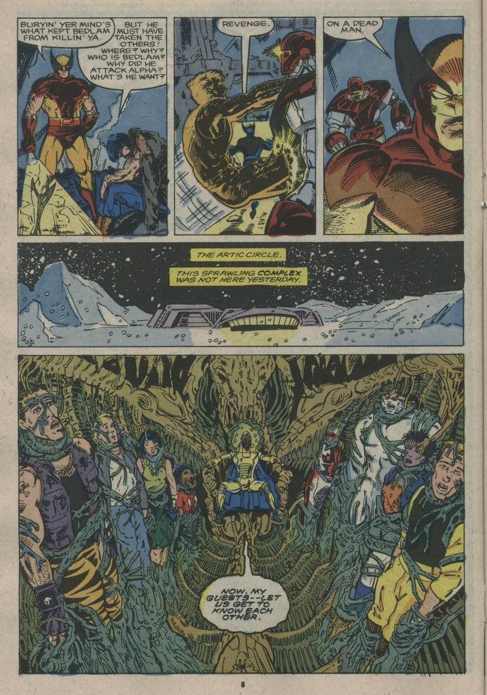 Read online Alpha Flight (1983) comic -  Issue #53 - 9