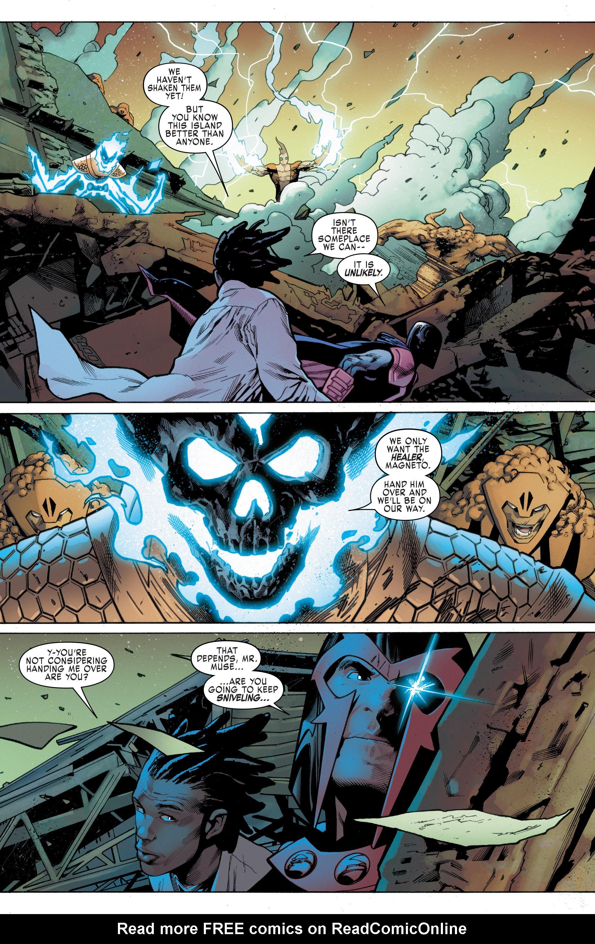 Read online Uncanny X-Men (2016) comic -  Issue #5 - 4