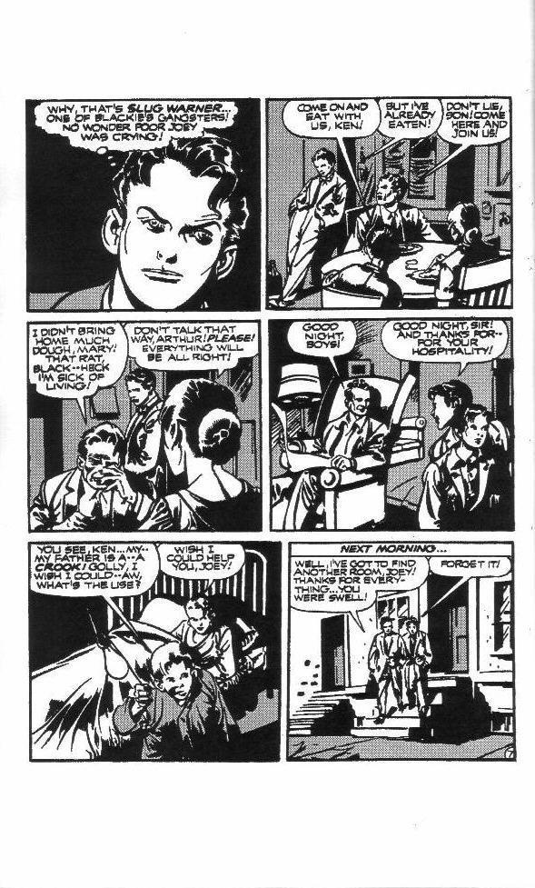 Read online Men of Mystery Comics comic -  Issue #47 - 42