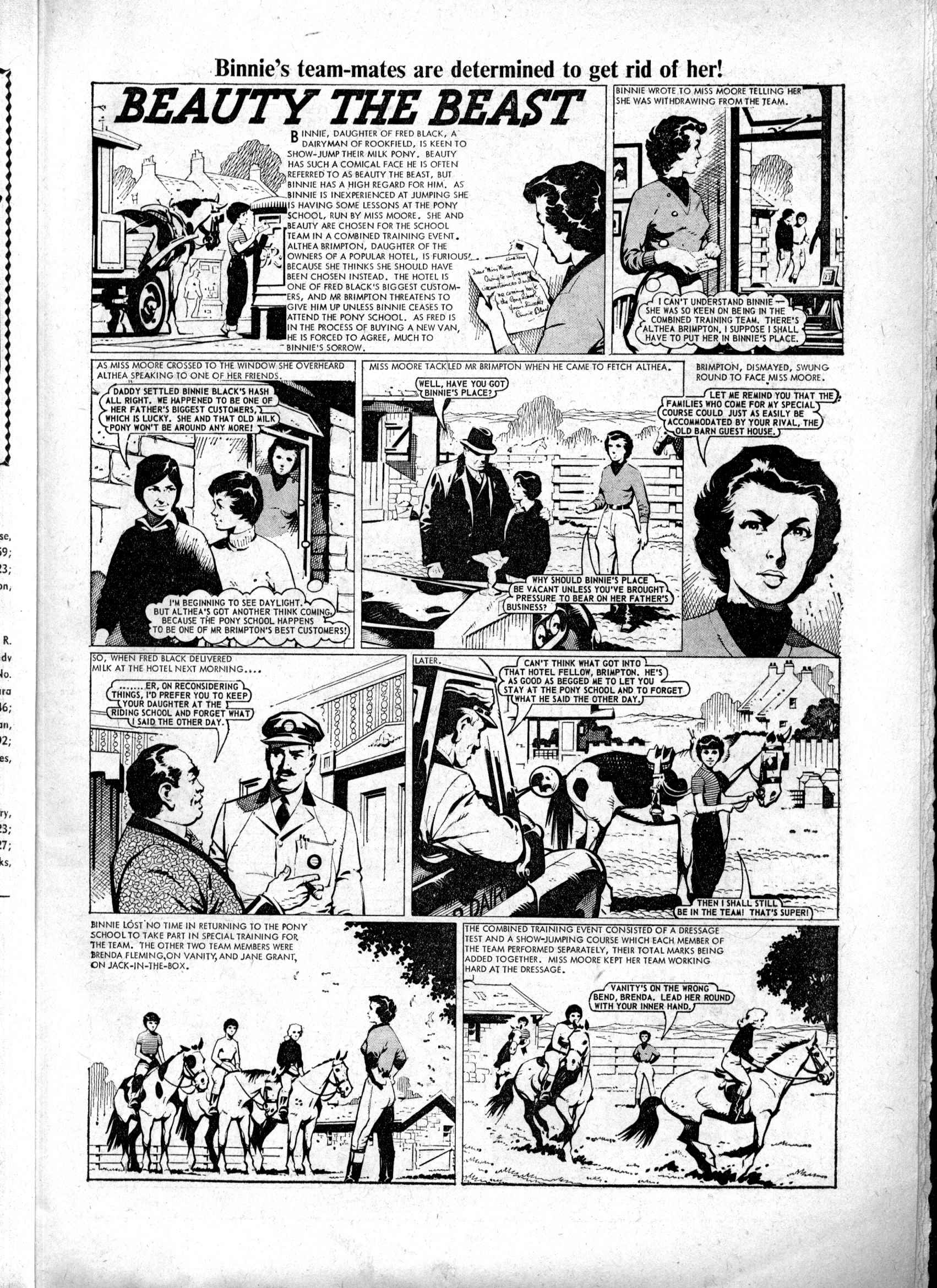 Read online Judy comic -  Issue #233 - 19