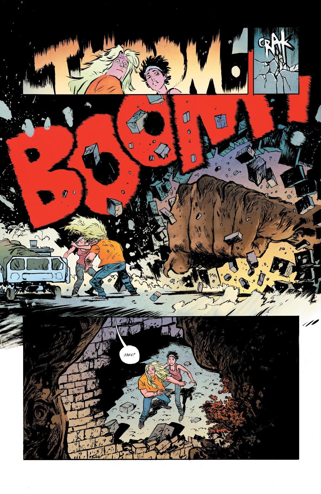 Read online Murder Falcon comic -  Issue #5 - 26