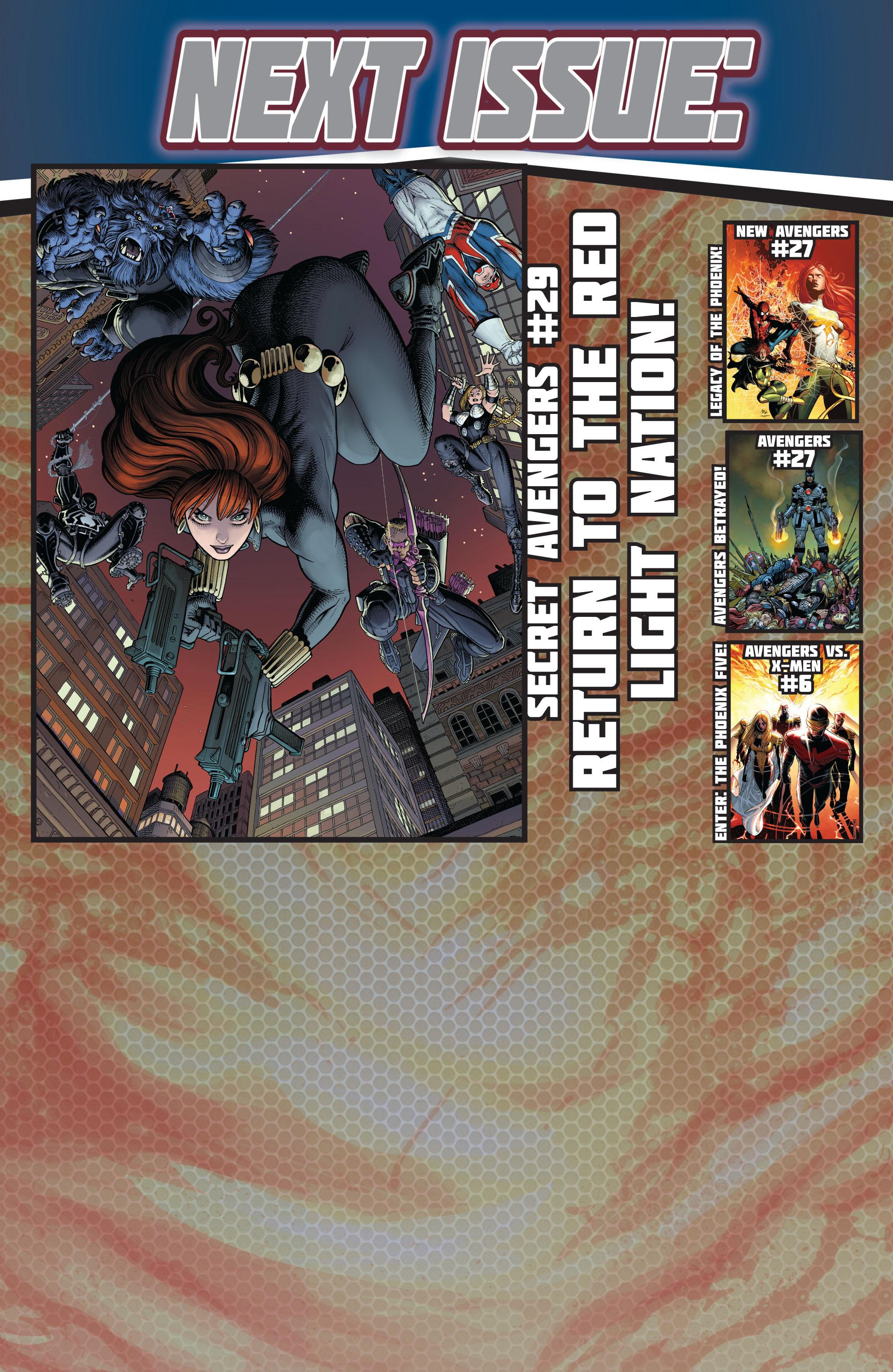 Read online Secret Avengers (2010) comic -  Issue #28 - 21