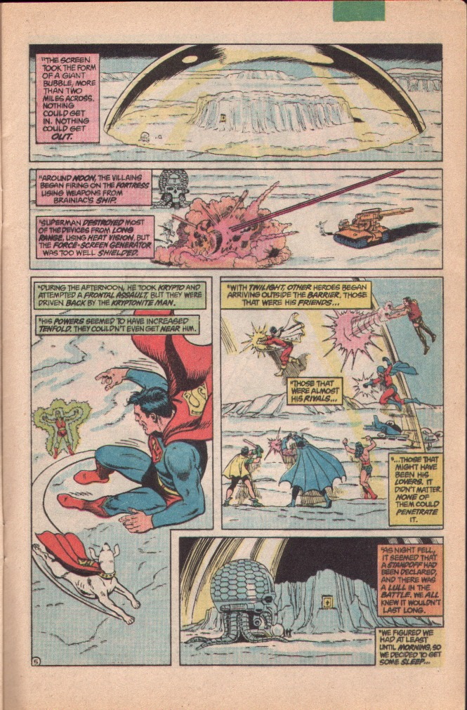 Read online Action Comics (1938) comic -  Issue #583 - 6