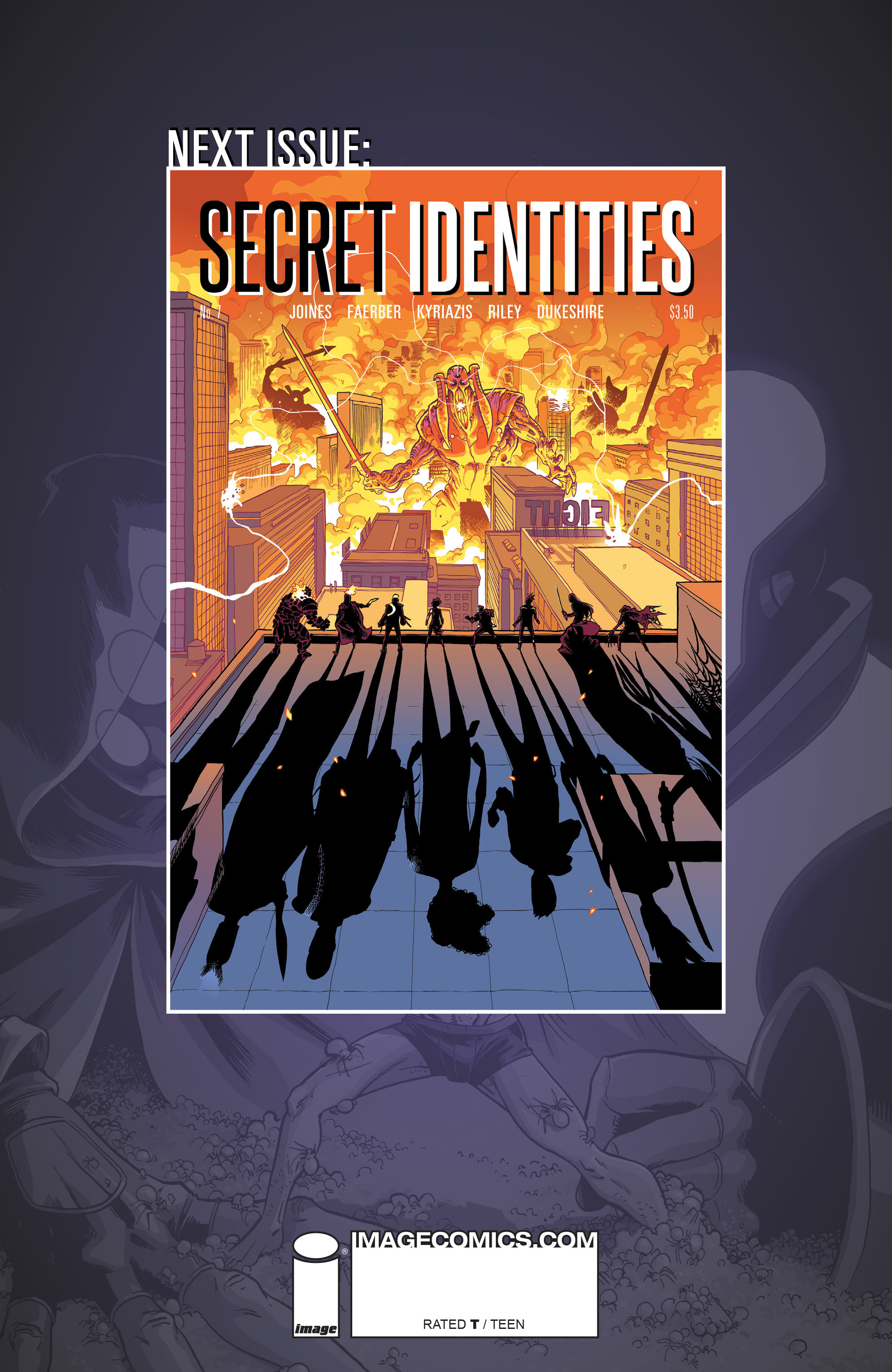 Read online Secret Identities comic -  Issue #6 - 29