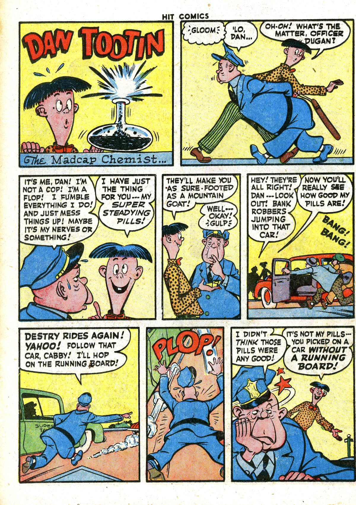 Read online Hit Comics comic -  Issue #41 - 38