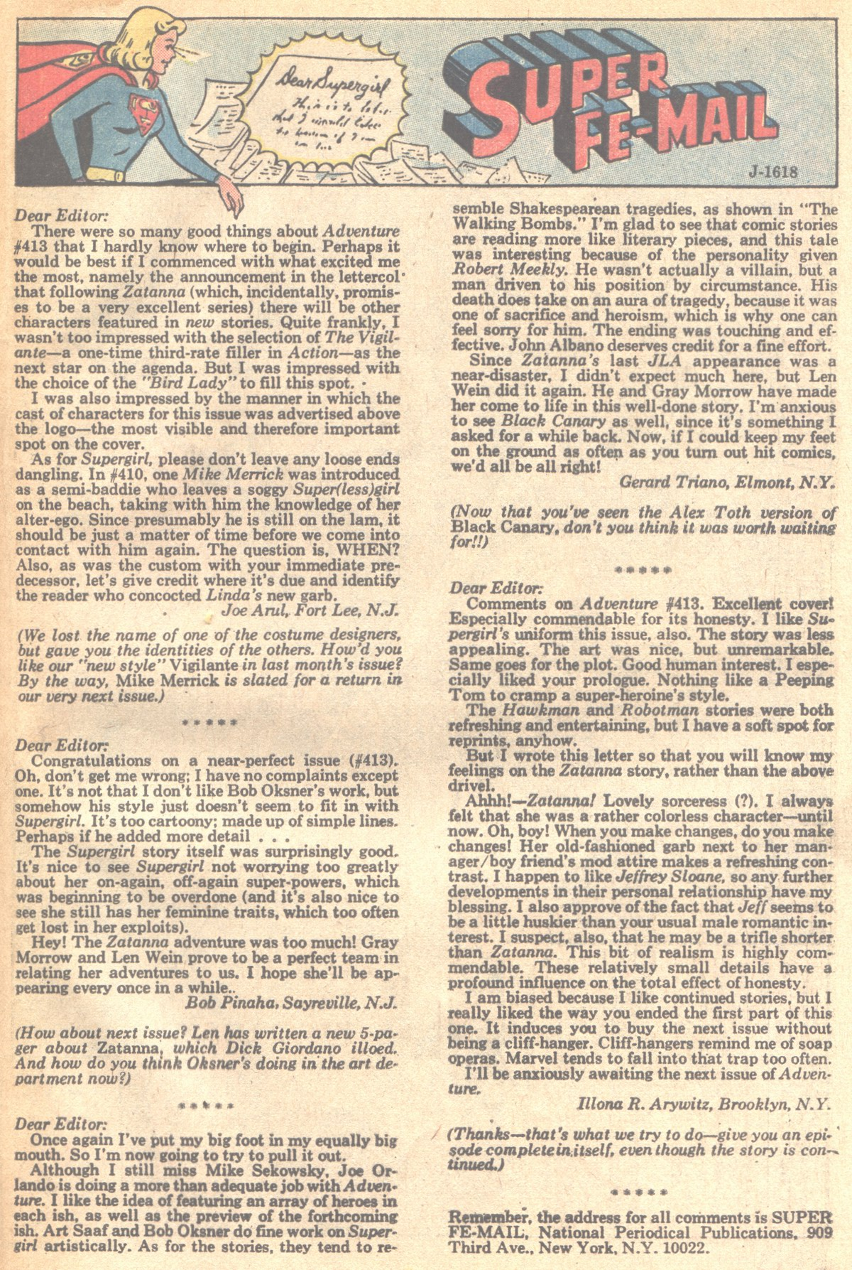 Read online Adventure Comics (1938) comic -  Issue #418 - 49