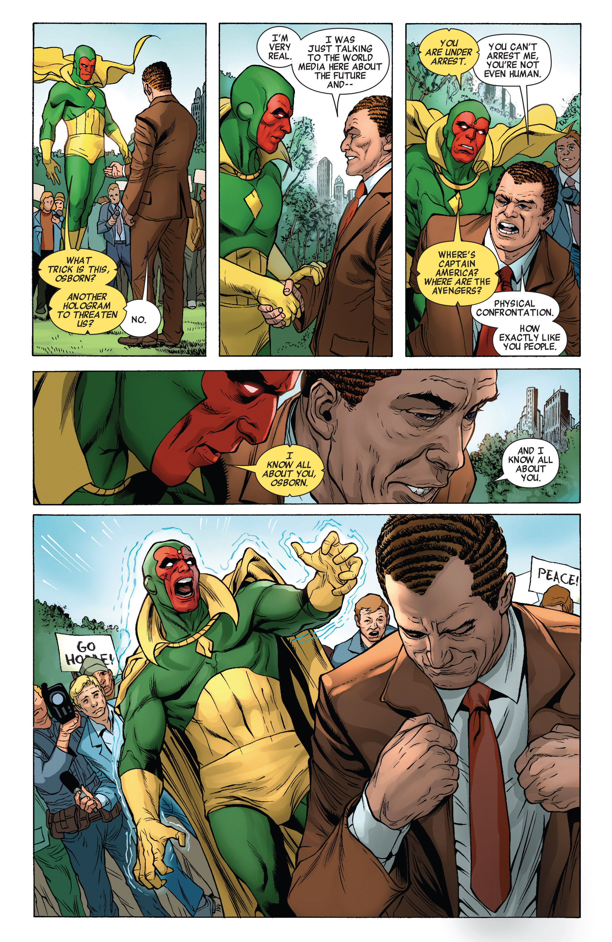 Read online Avengers (2010) comic -  Issue #22 - 18