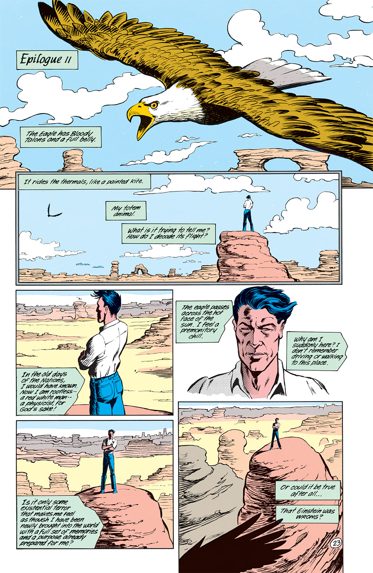 Read online Animal Man (1988) comic -  Issue #8 - 25
