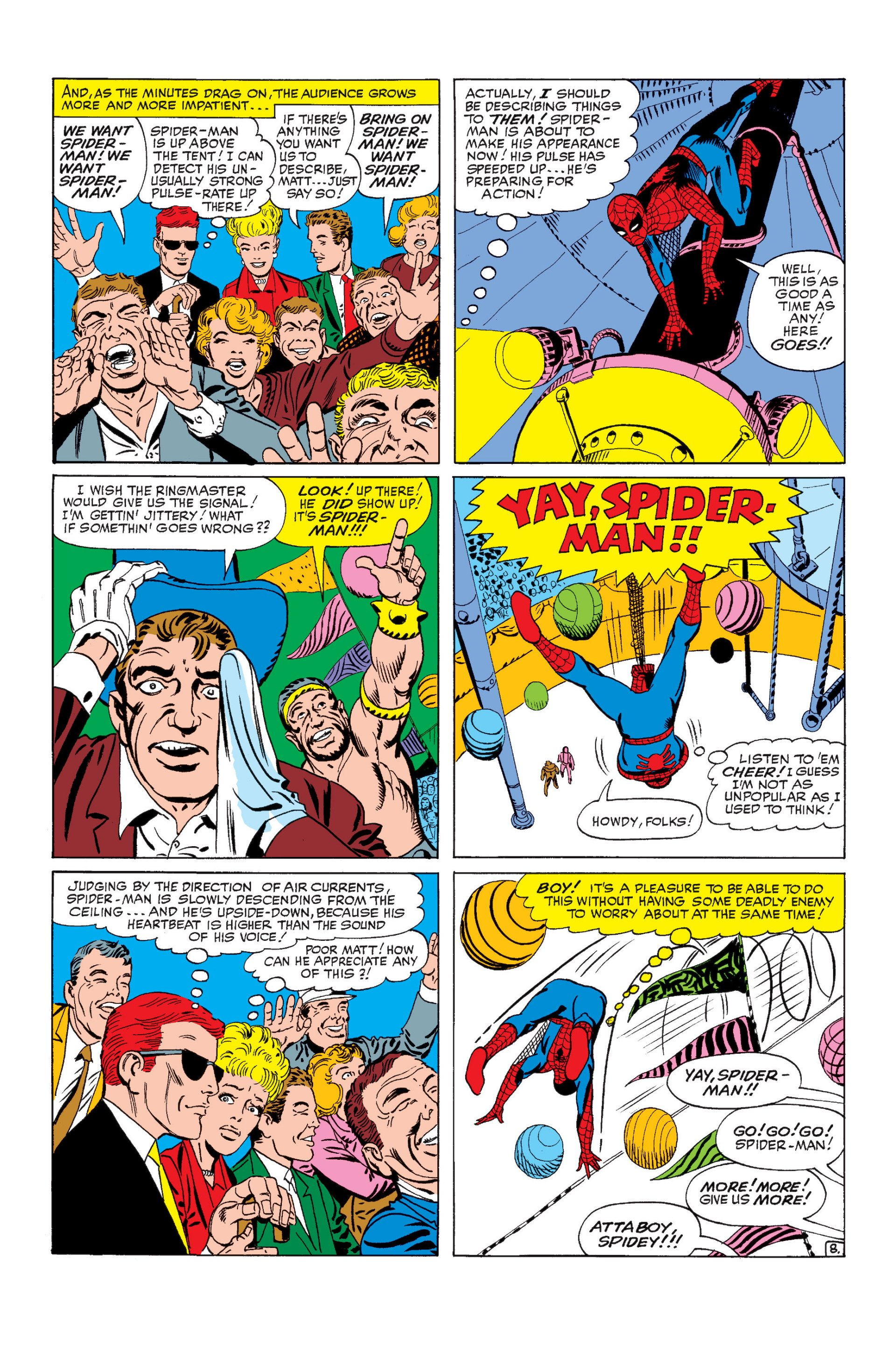 The Amazing Spider-Man (1963) 16 Page 8