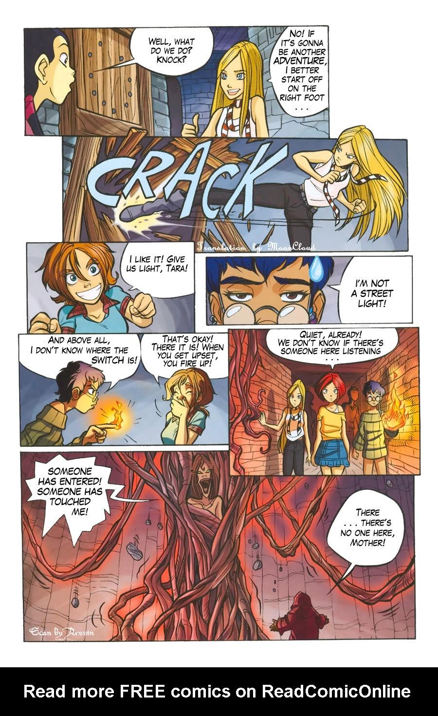 Comic W i t c h  issue 76