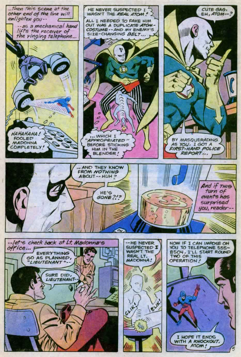Read online Action Comics (1938) comic -  Issue #516 - 24