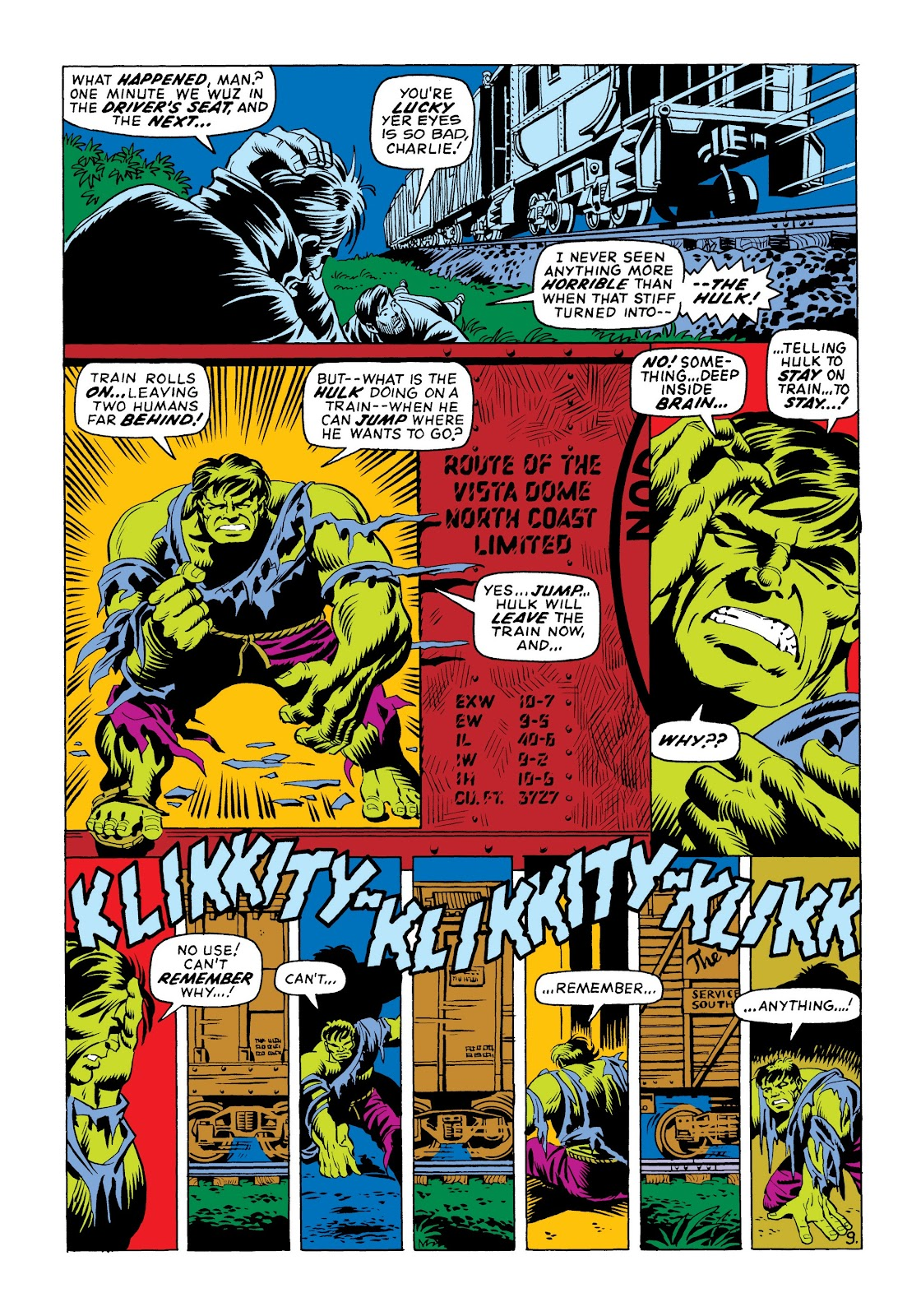 Read online Marvel Masterworks: The Incredible Hulk comic -  Issue # TPB 6 (Part 1) - 18