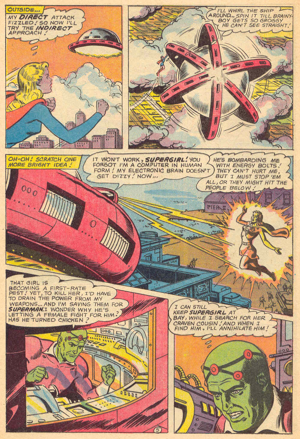 Read online Action Comics (1938) comic -  Issue #339 - 19