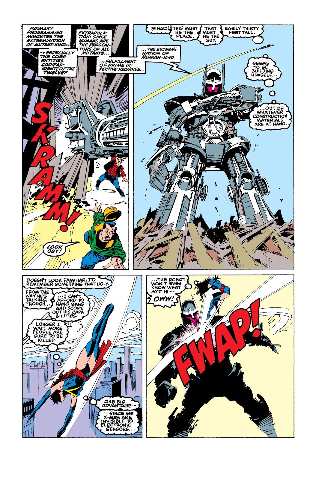 Uncanny X-Men (1963) issue 246 - Page 20