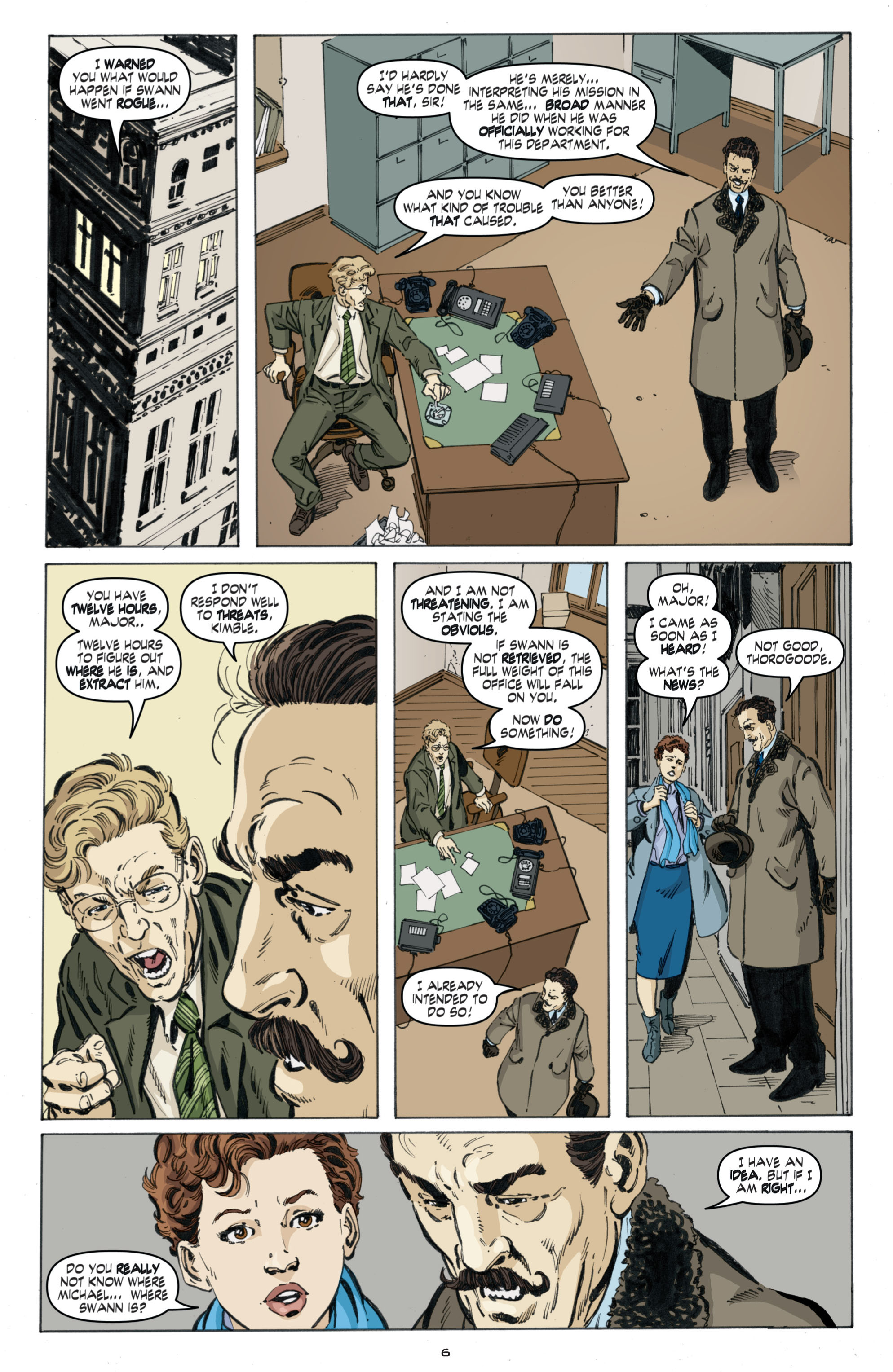 Read online Cold War comic -  Issue # TPB - 90