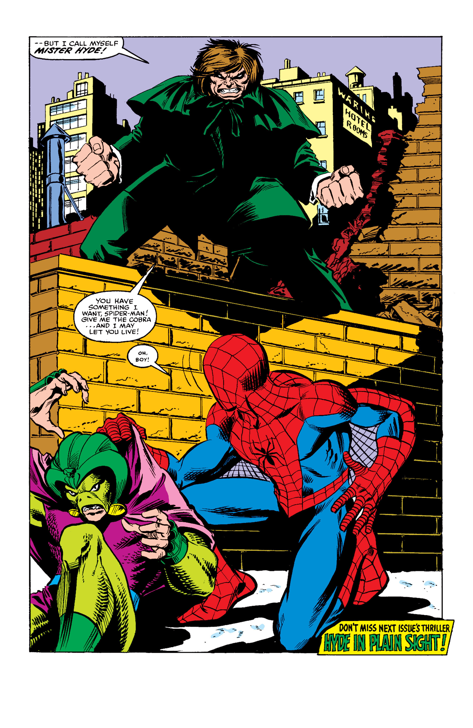 The Amazing Spider-Man (1963) 231 Page 22